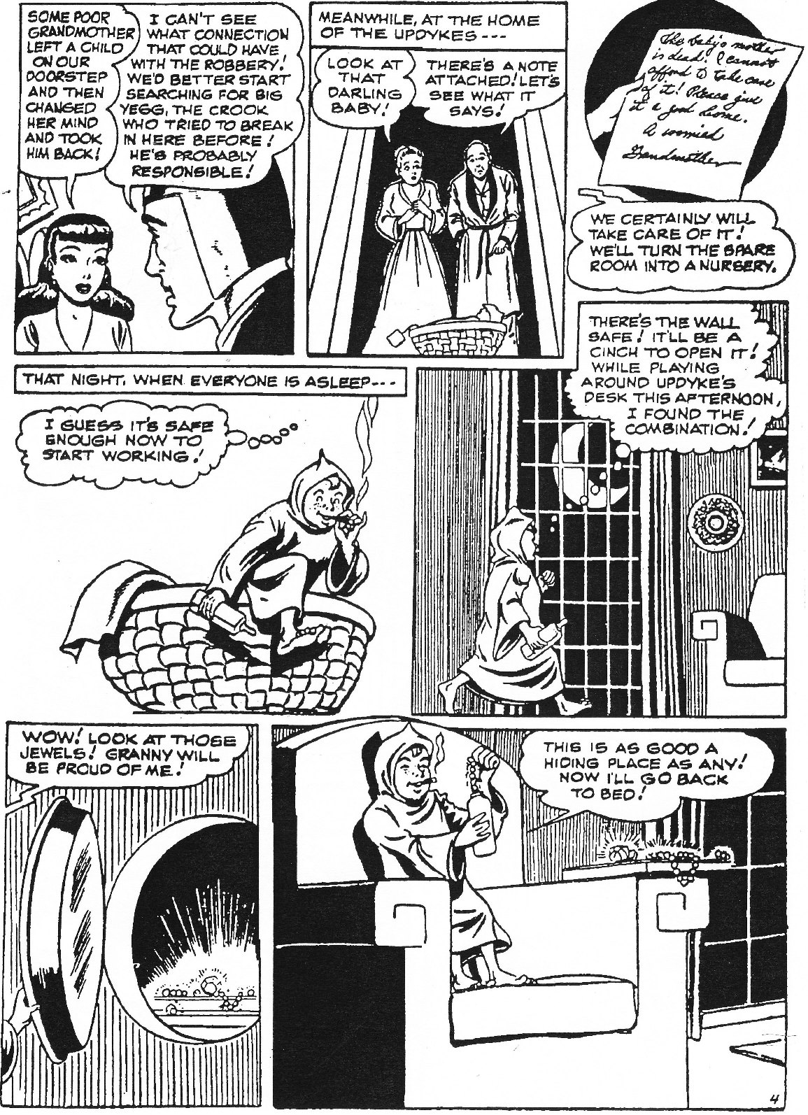 Read online Men of Mystery Comics comic -  Issue #63 - 30