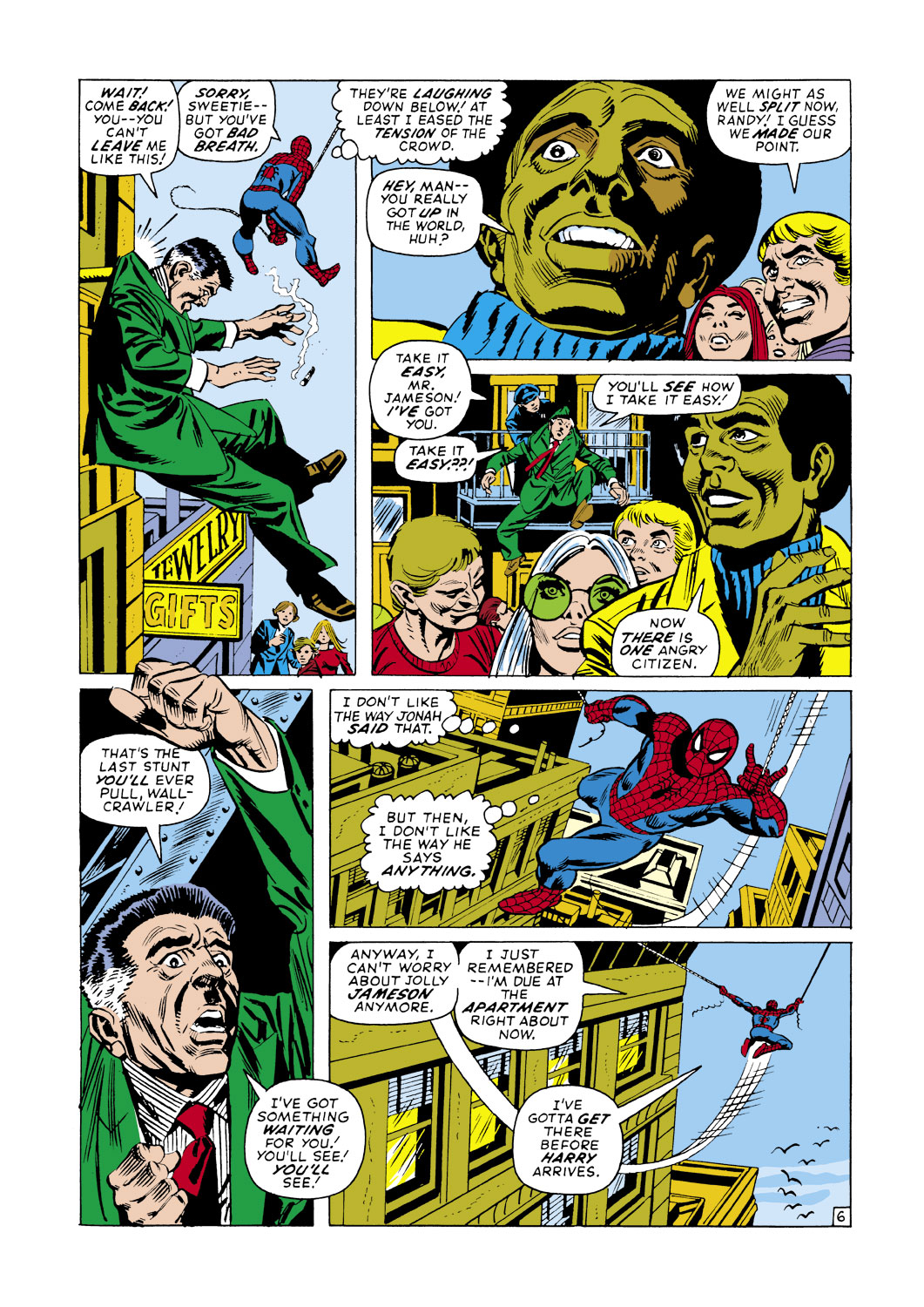 The Amazing Spider-Man (1963) 105 Page 6