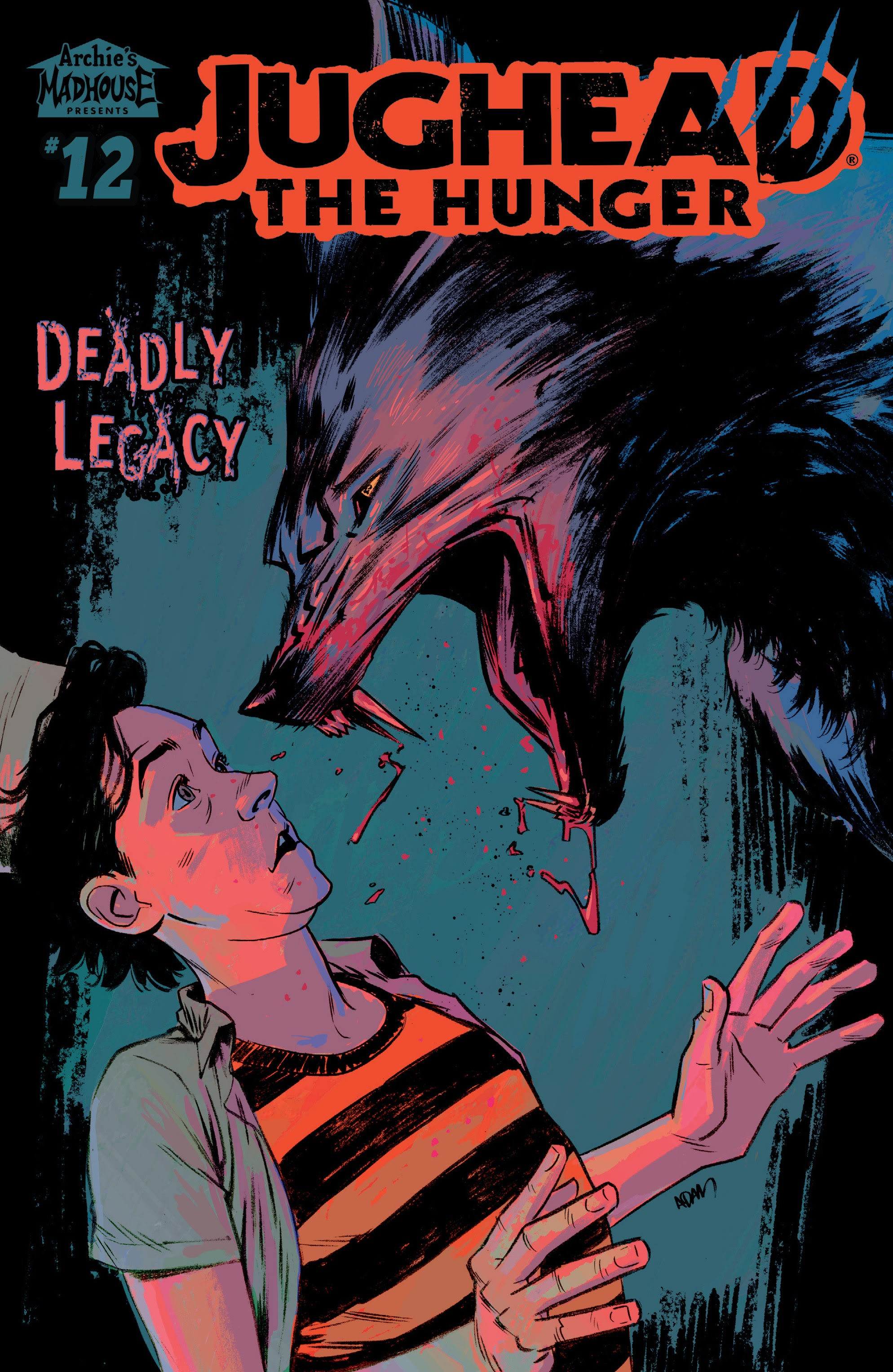 Jughead The Hunger #12 #13 - English 1