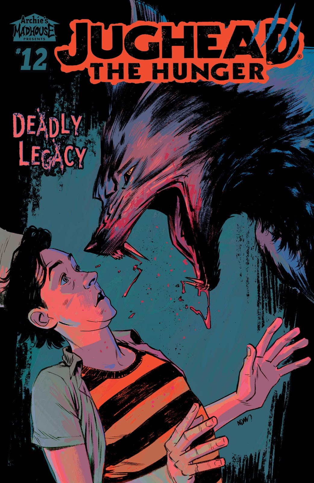 Read online Jughead The Hunger comic -  Issue #12 - 1