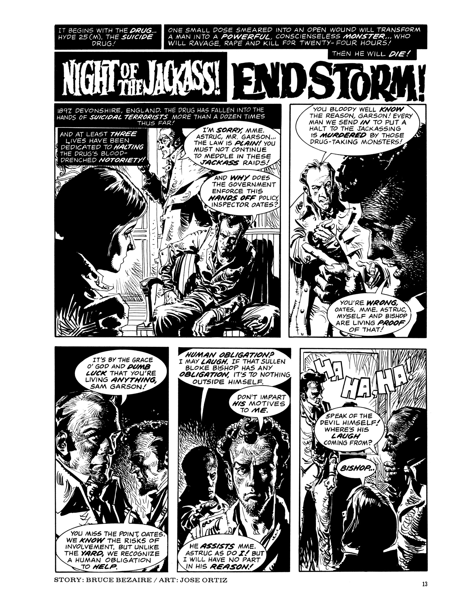 Read online Eerie Archives comic -  Issue # TPB 14 - 14