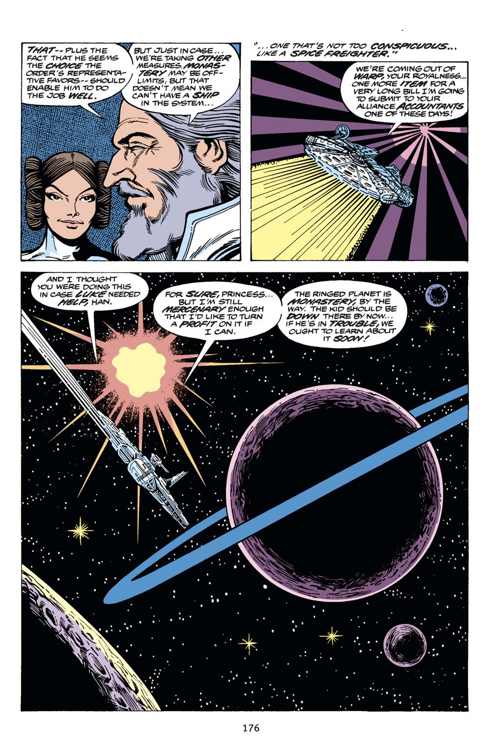 Read online Star Wars Omnibus comic -  Issue # Vol. 14 - 175