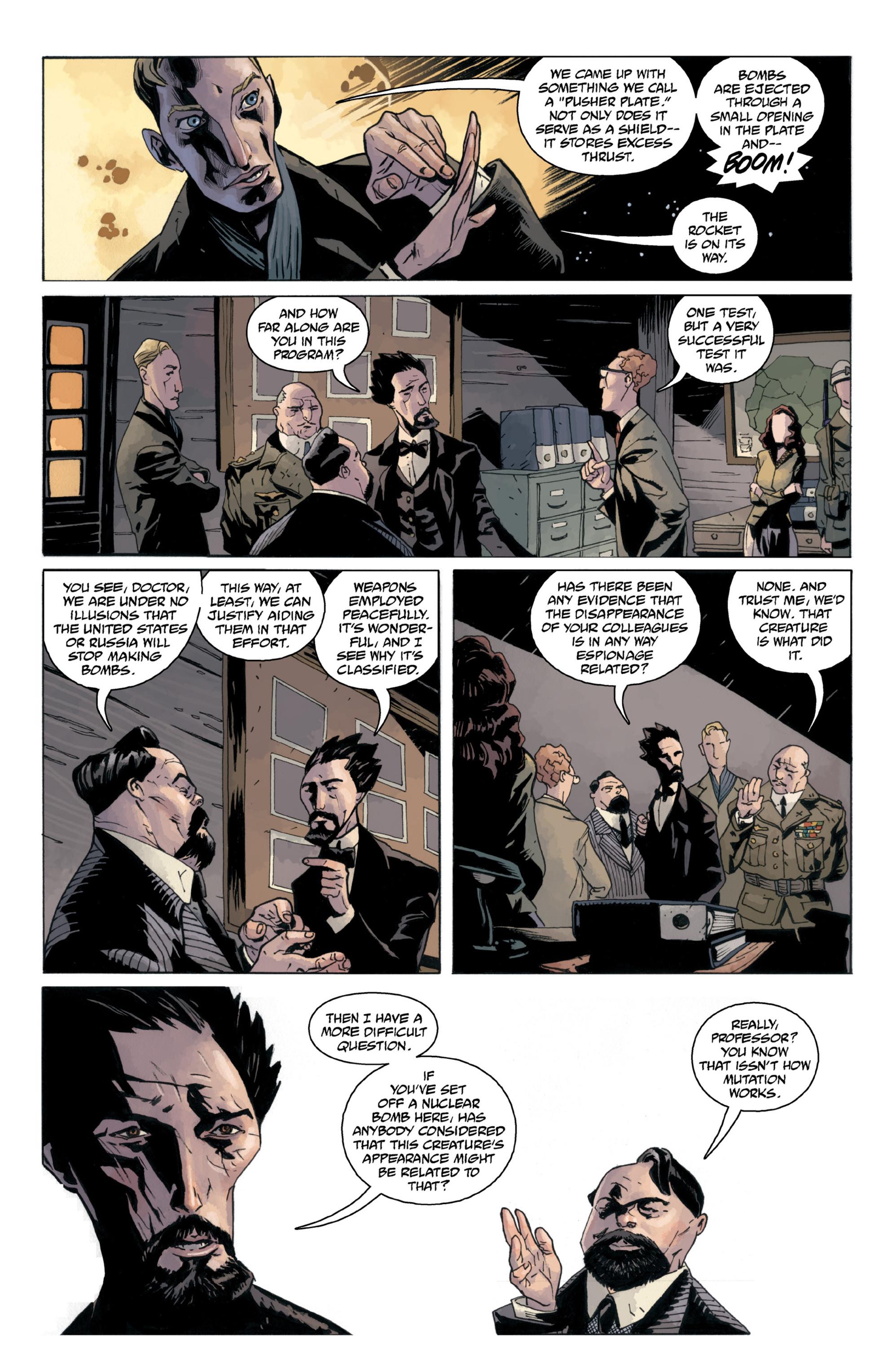 Read online B.P.R.D.: 1948 comic -  Issue # TPB - 28