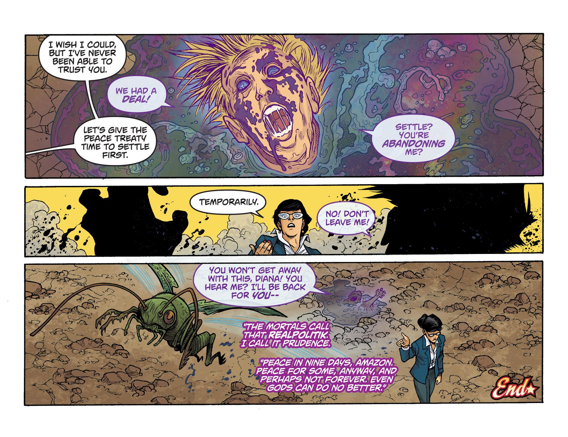 Read online Sensation Comics Featuring Wonder Woman comic -  Issue #44 - 23