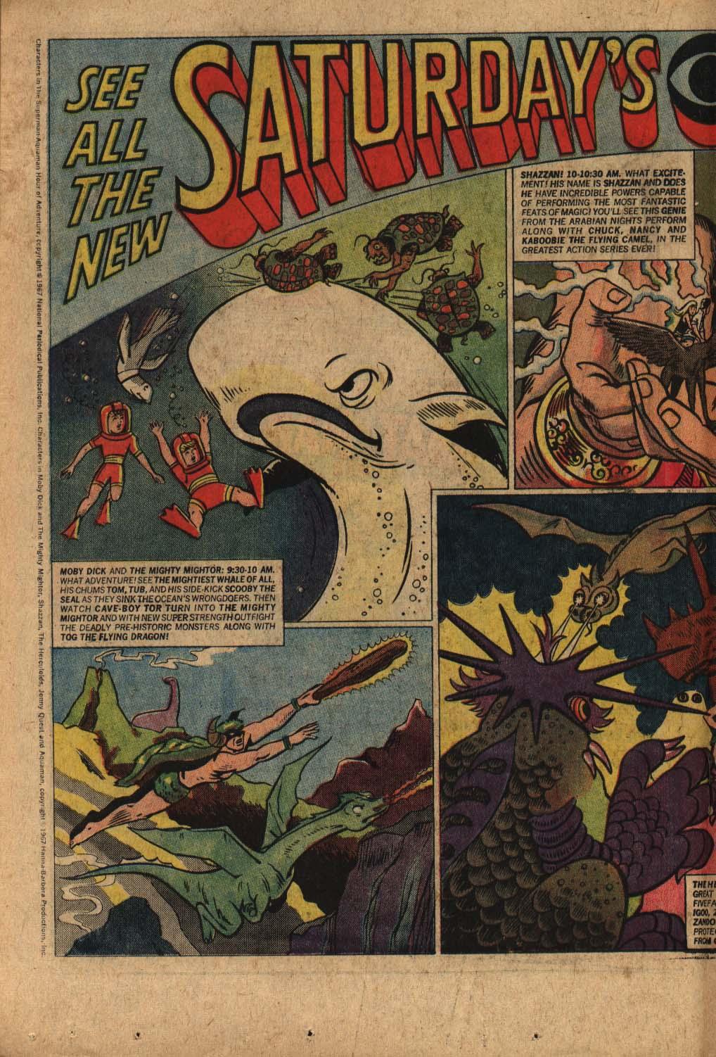 Read online Adventure Comics (1938) comic -  Issue #361 - 18