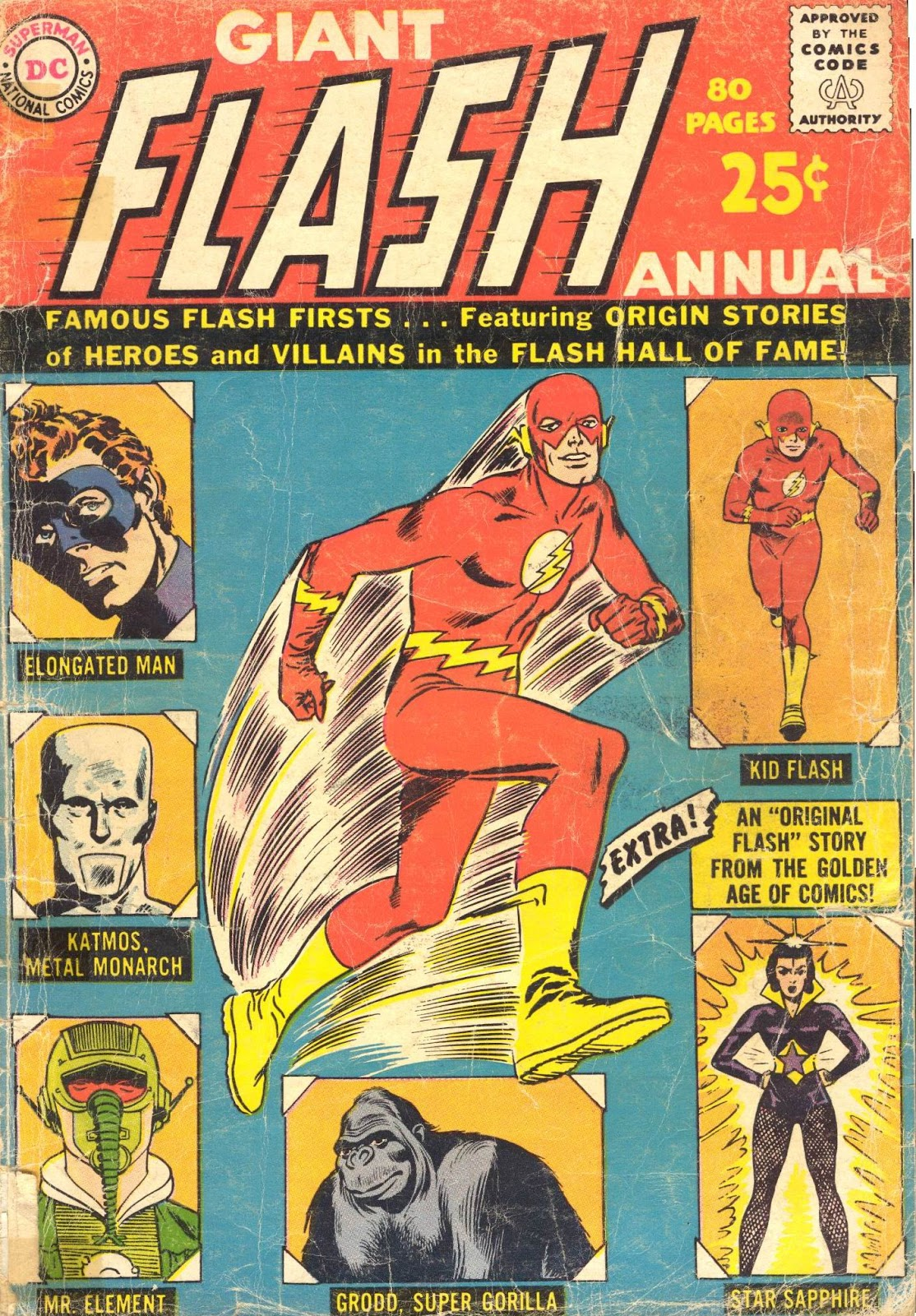 The Flash (1959) Annual_1 Page 1
