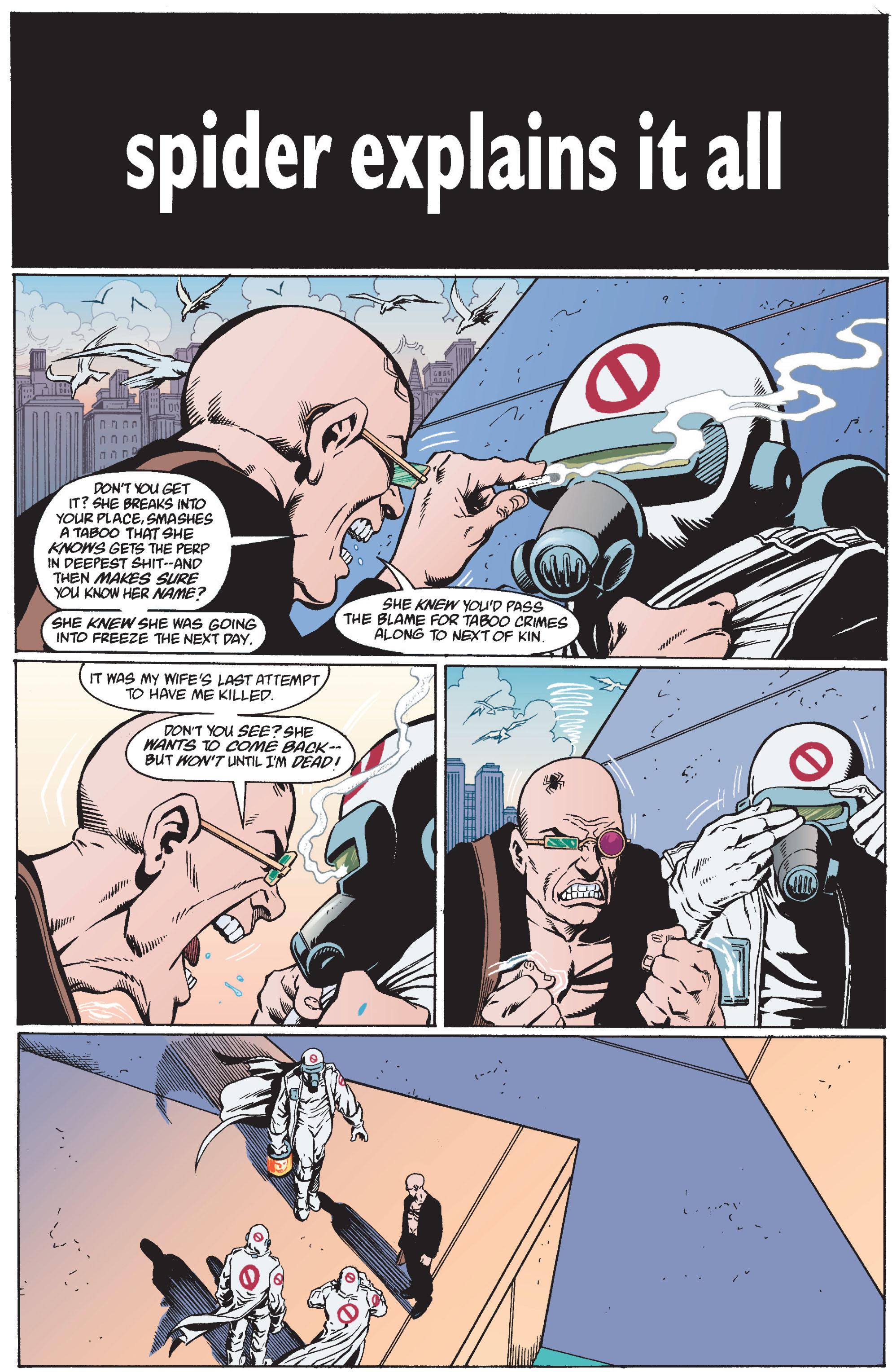 Read online Transmetropolitan comic -  Issue #12 - 17