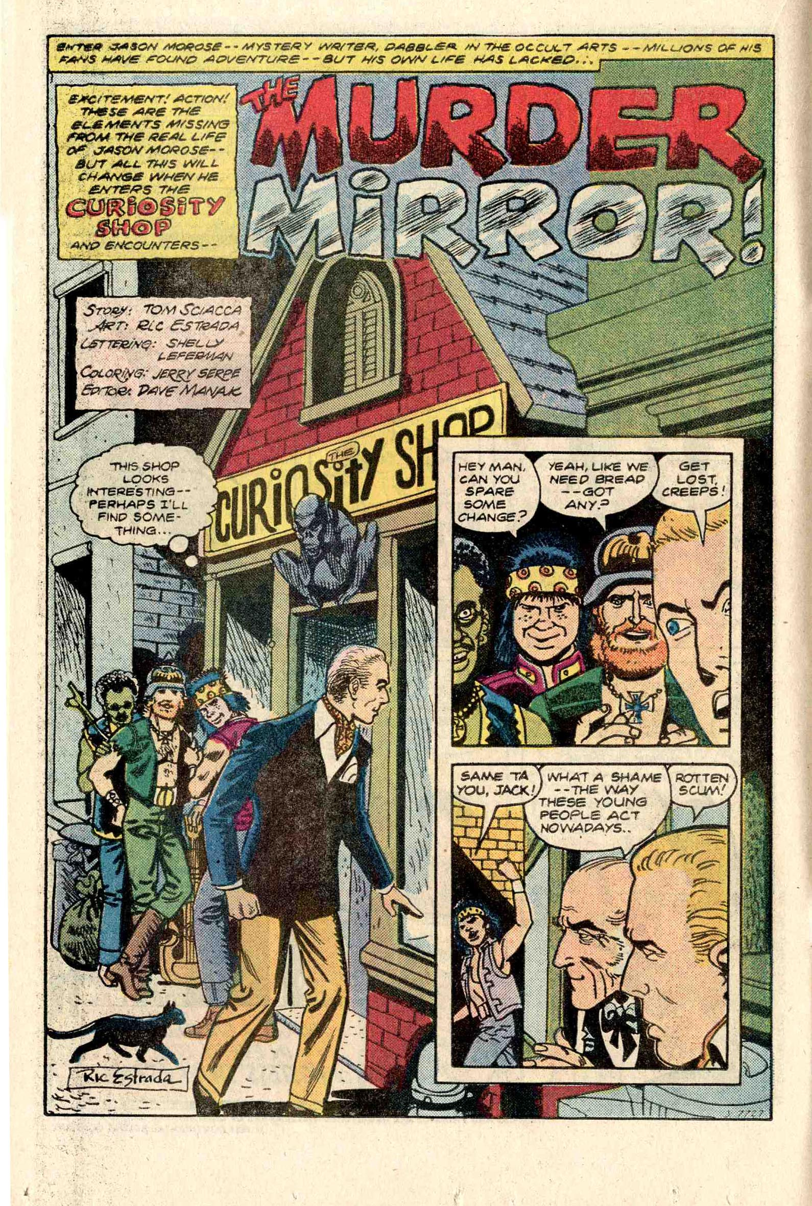 Read online Secrets of Haunted House comic -  Issue #46 - 14