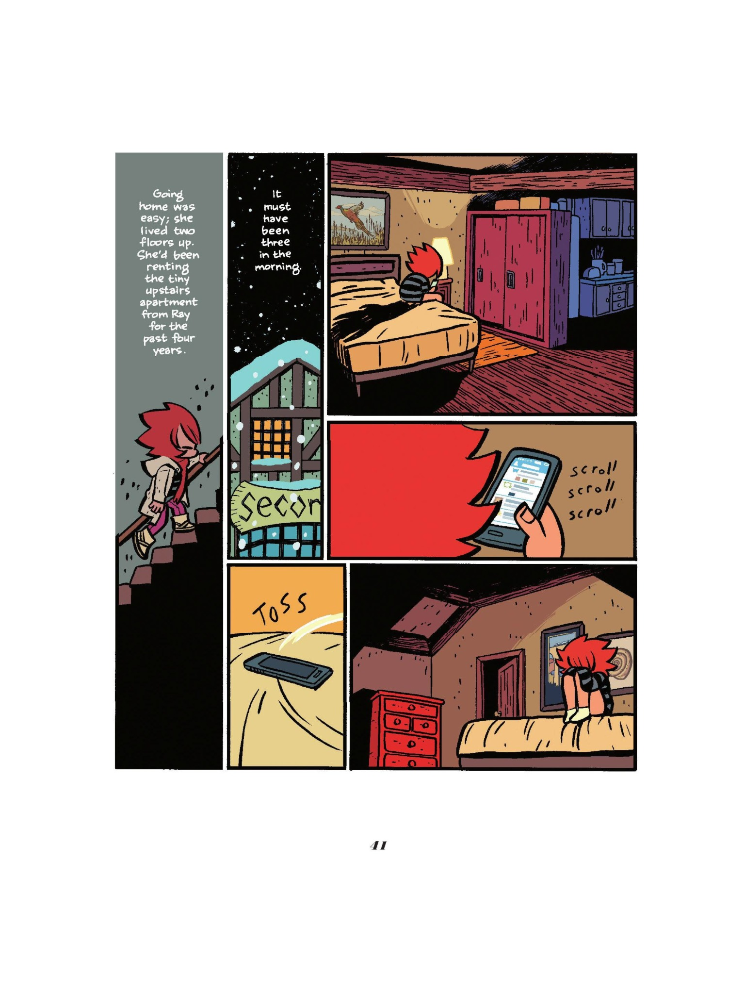 Read online Seconds comic -  Issue # Full - 43