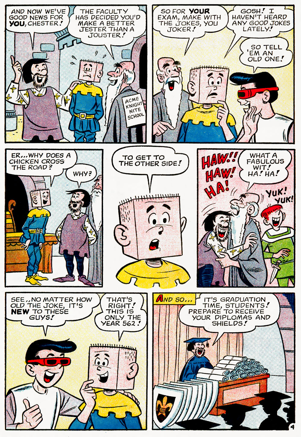 Archie's Madhouse issue 24 - Page 29