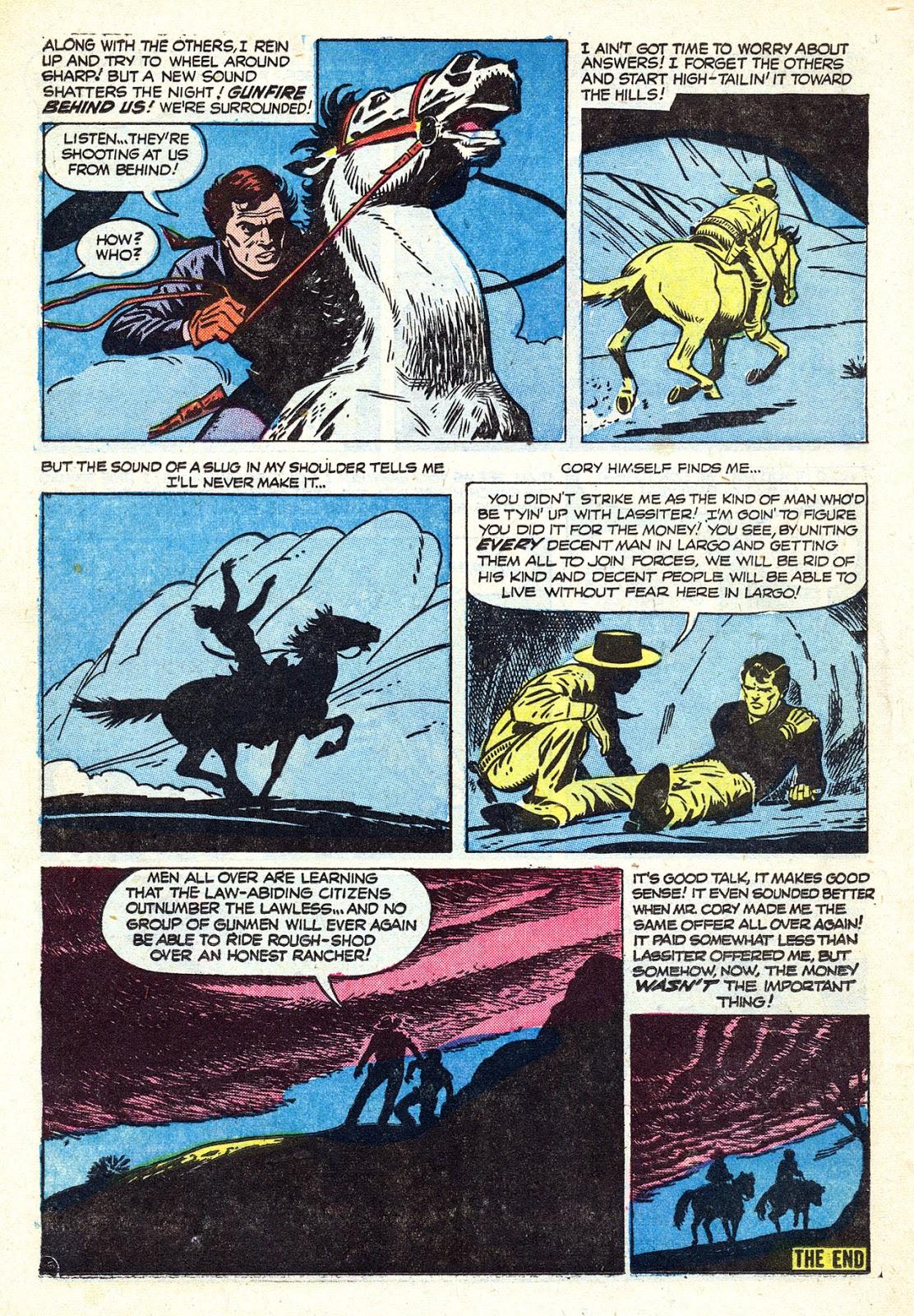 Gunsmoke Western issue 34 - Page 14