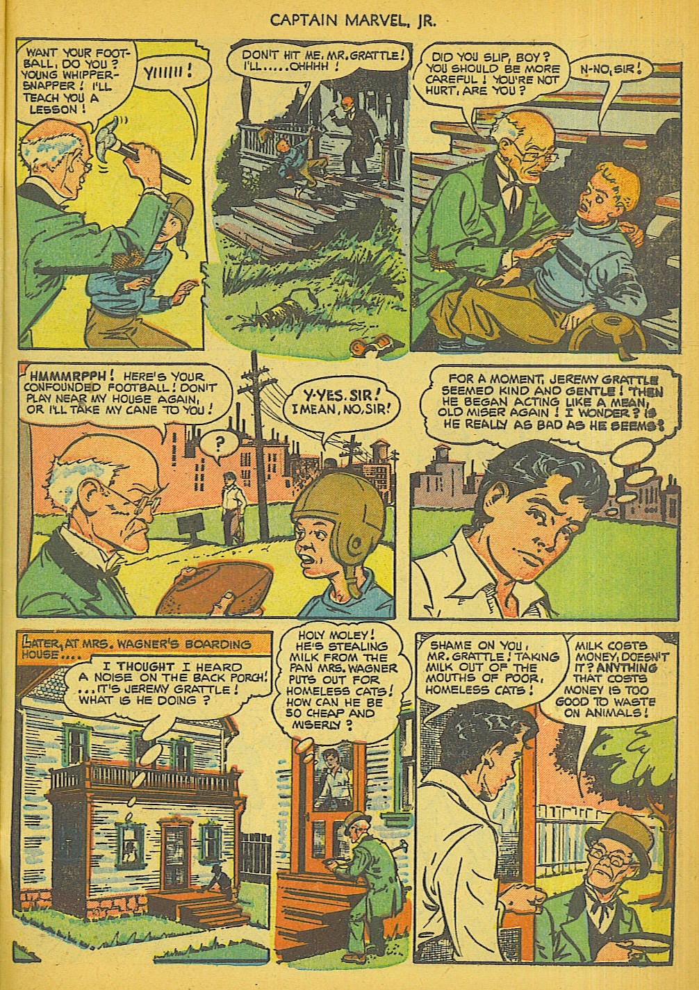 Captain Marvel, Jr. issue 111 - Page 25