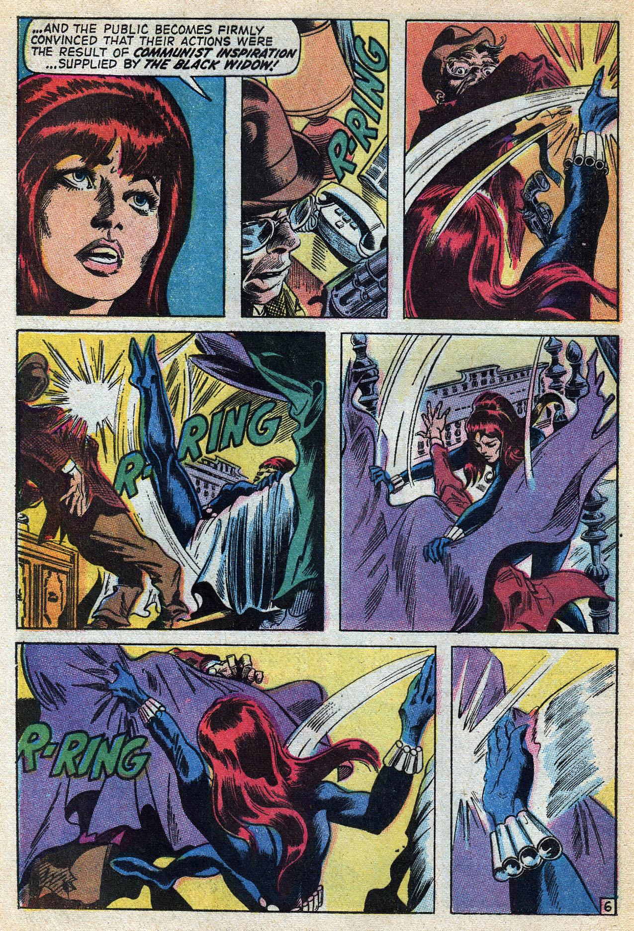 Read online Amazing Adventures (1970) comic -  Issue #3 - 24