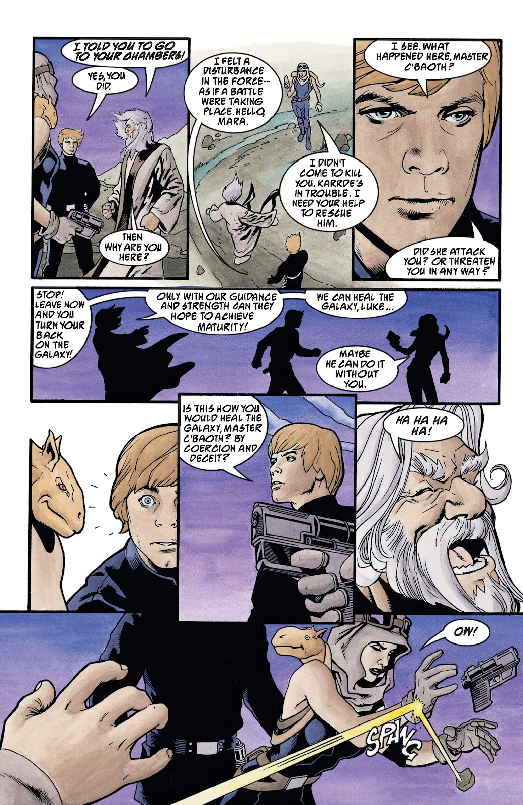 Read online Star Wars Legends: The New Republic - Epic Collection comic -  Issue # TPB 4 (Part 3) - 45