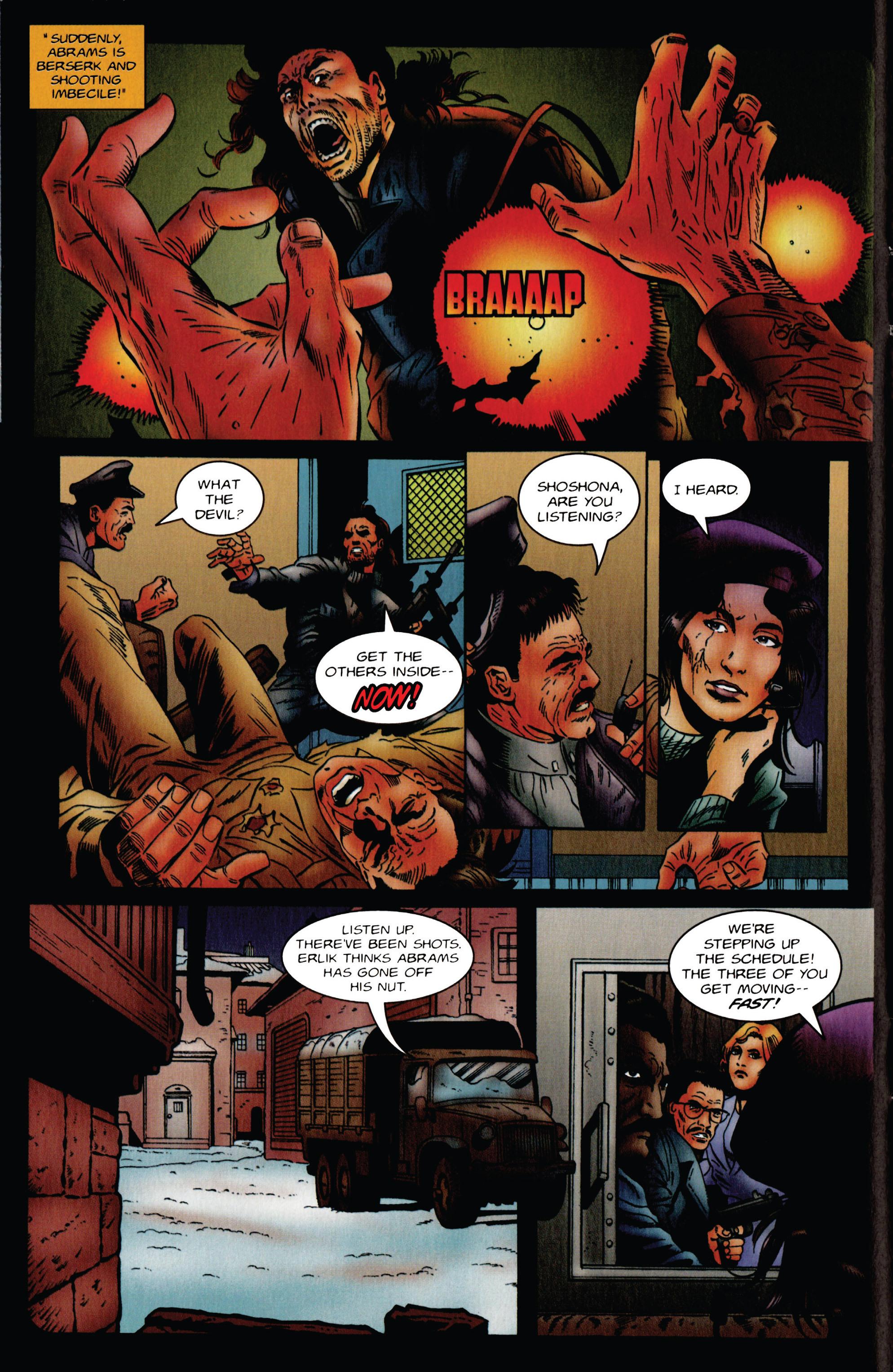 Read online Eternal Warrior (1992) comic -  Issue #49 - 9