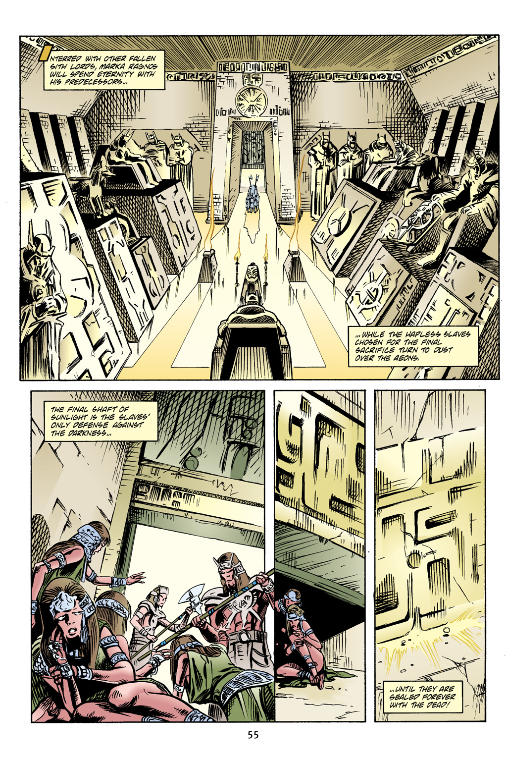 Read online Star Wars Omnibus comic -  Issue # Vol. 4 - 52