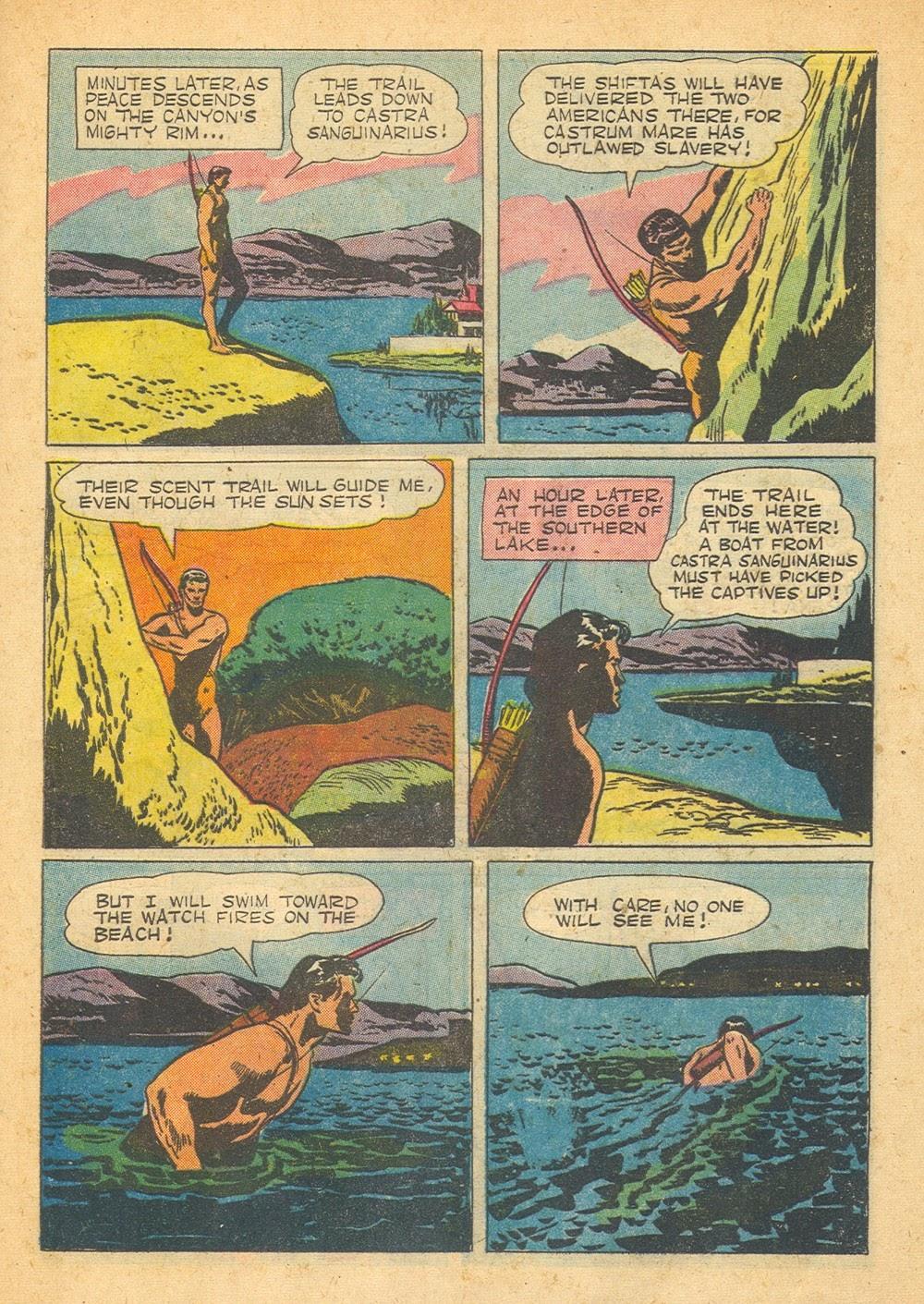 Tarzan (1948) issue 57 - Page 37