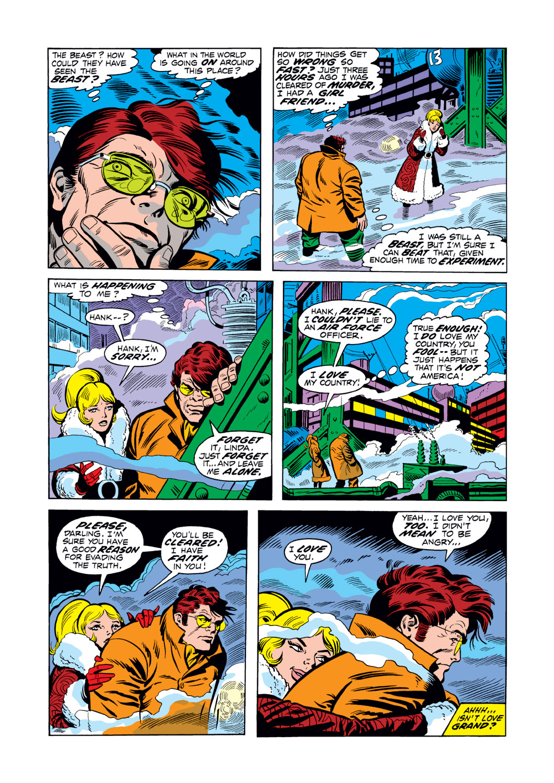 Read online Amazing Adventures (1970) comic -  Issue #14 - 13