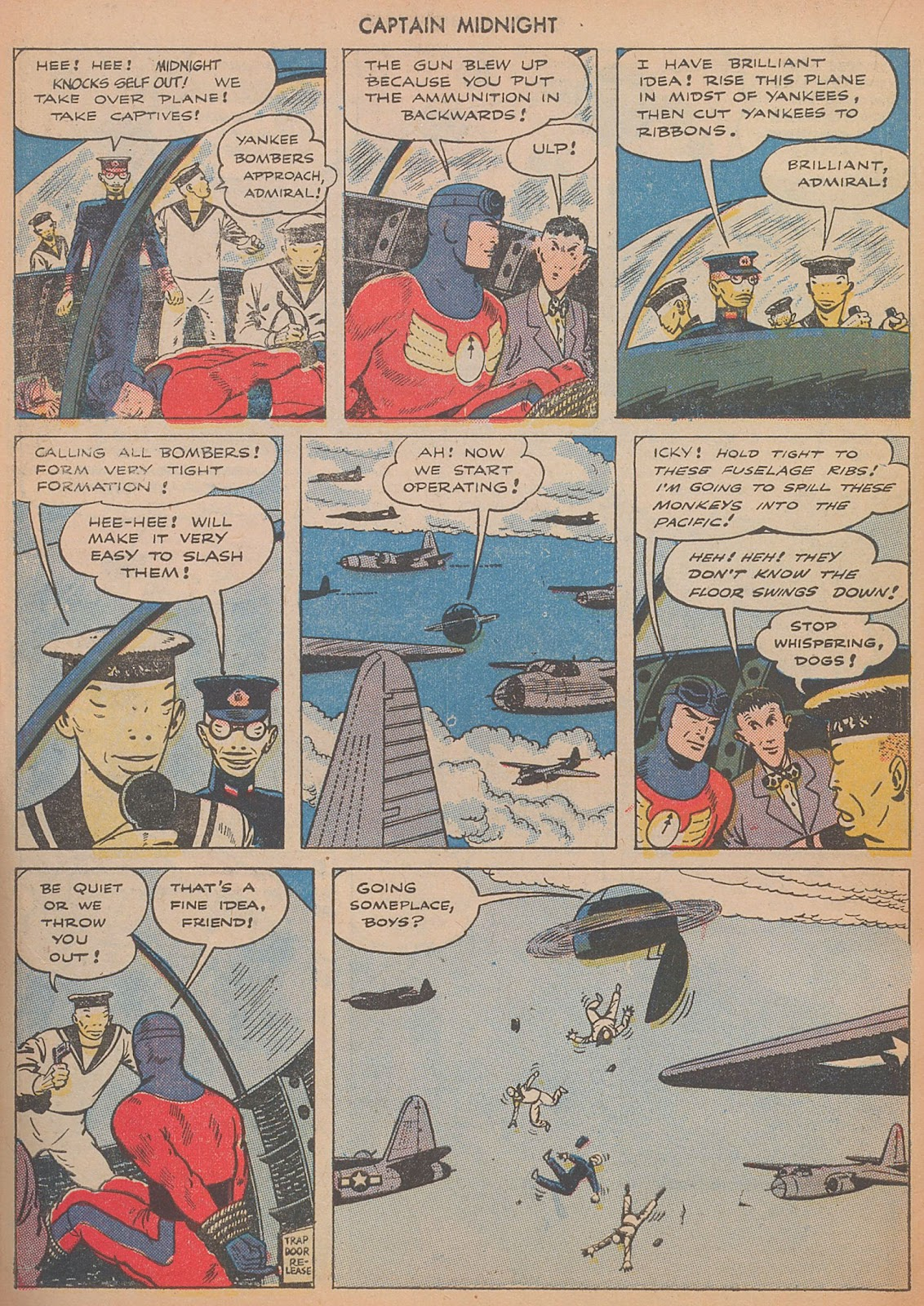 Captain Midnight (1942) issue 29 - Page 18