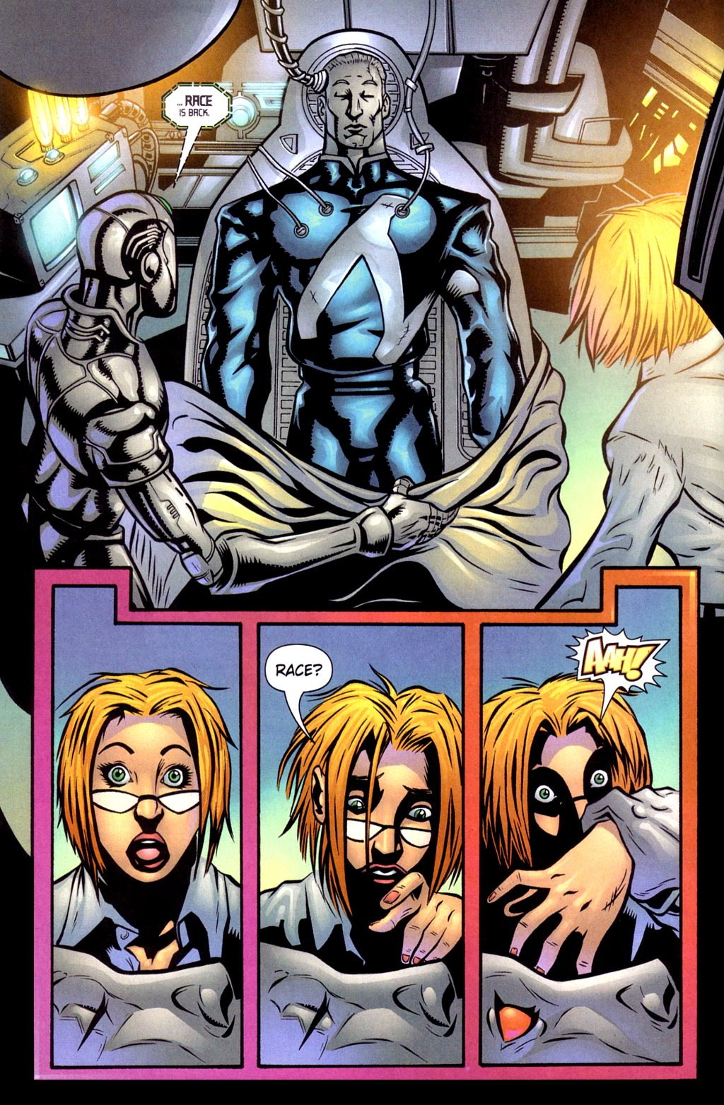Read online Noble Causes (2002) comic -  Issue #4 - 6