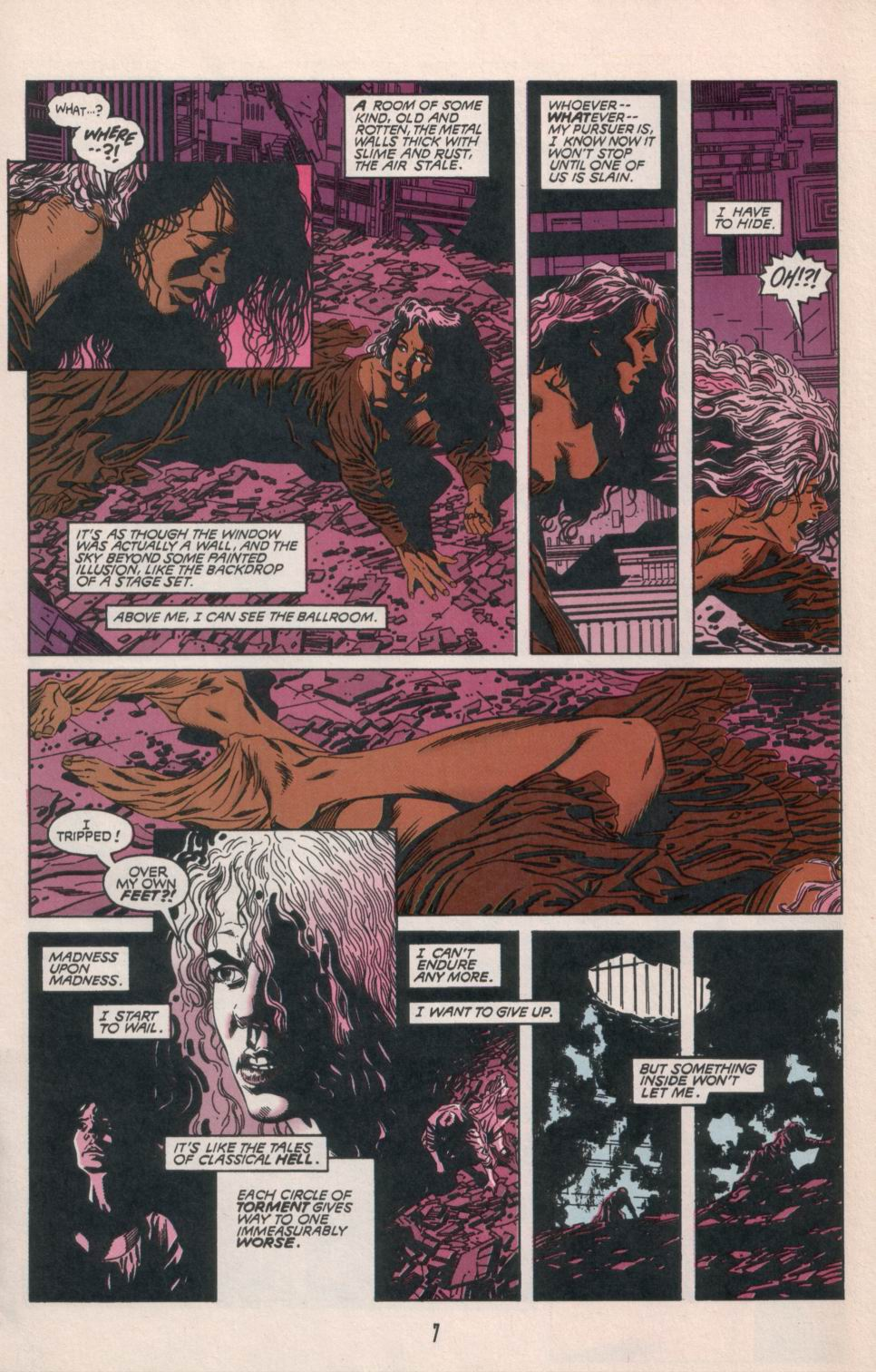 Read online Aliens/Predator: The Deadliest of the Species comic -  Issue #1 - 8