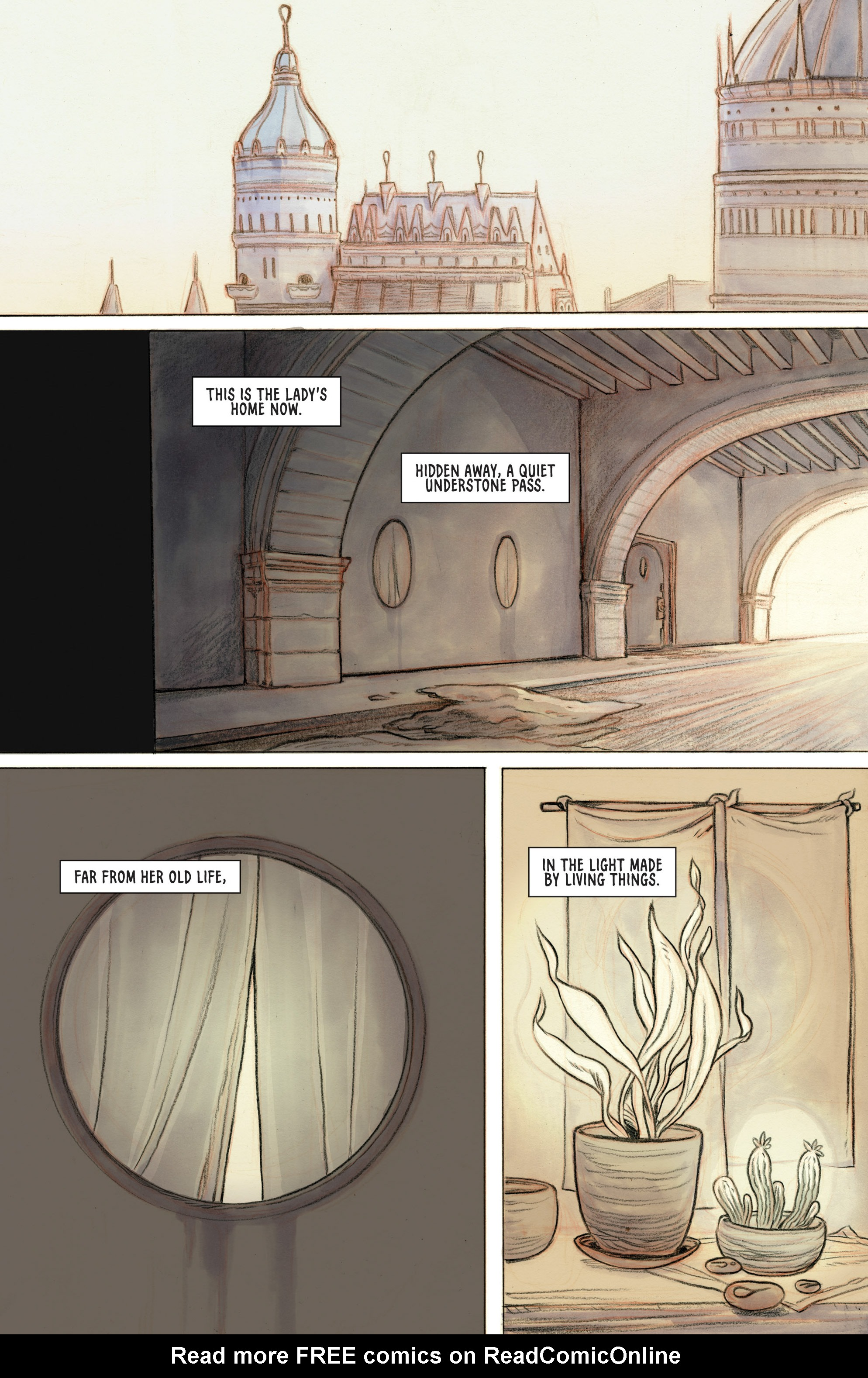 Read online 8House comic -  Issue #1 - 16