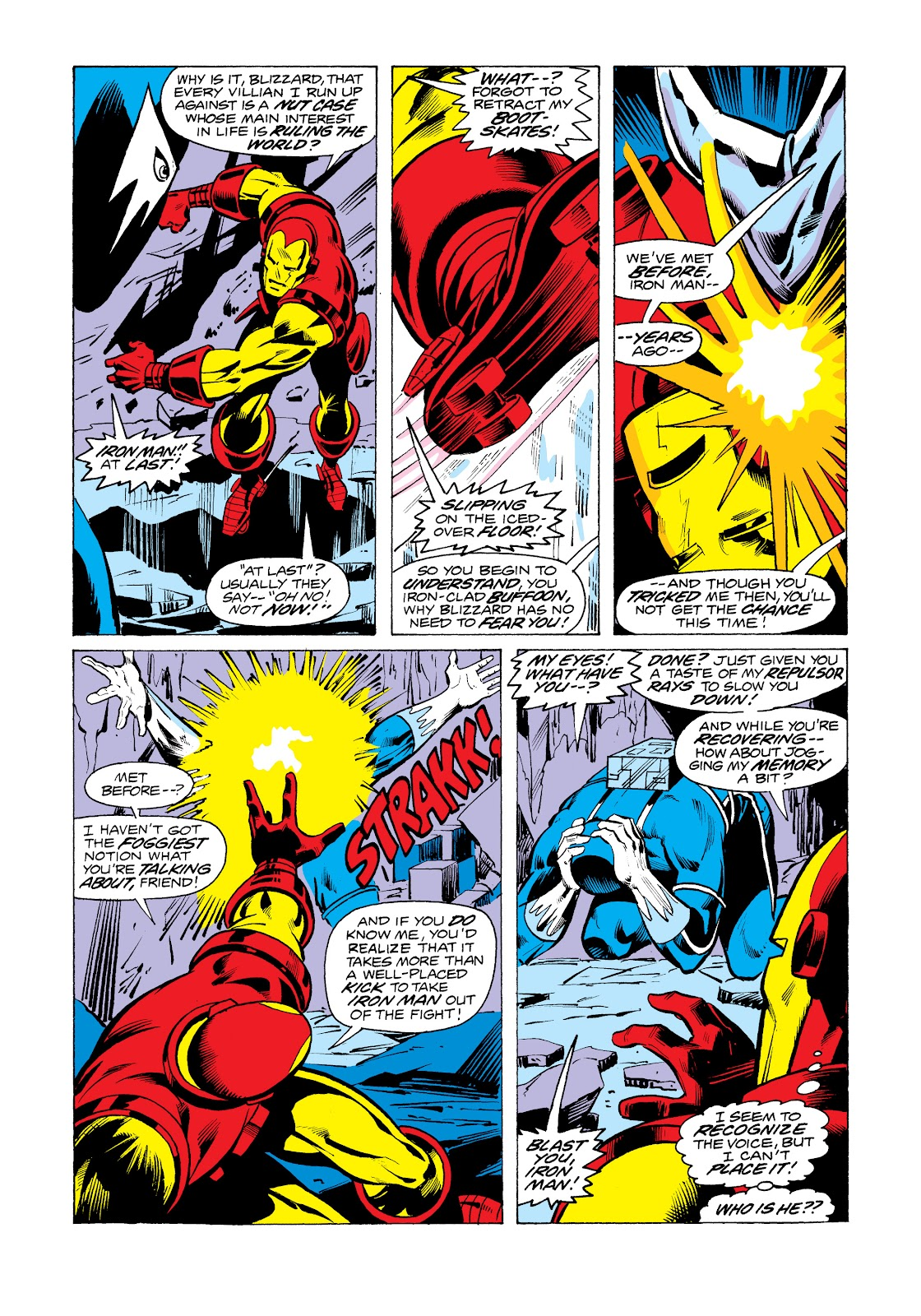 Read online Marvel Masterworks: The Invincible Iron Man comic -  Issue # TPB 11 (Part 1) - 96