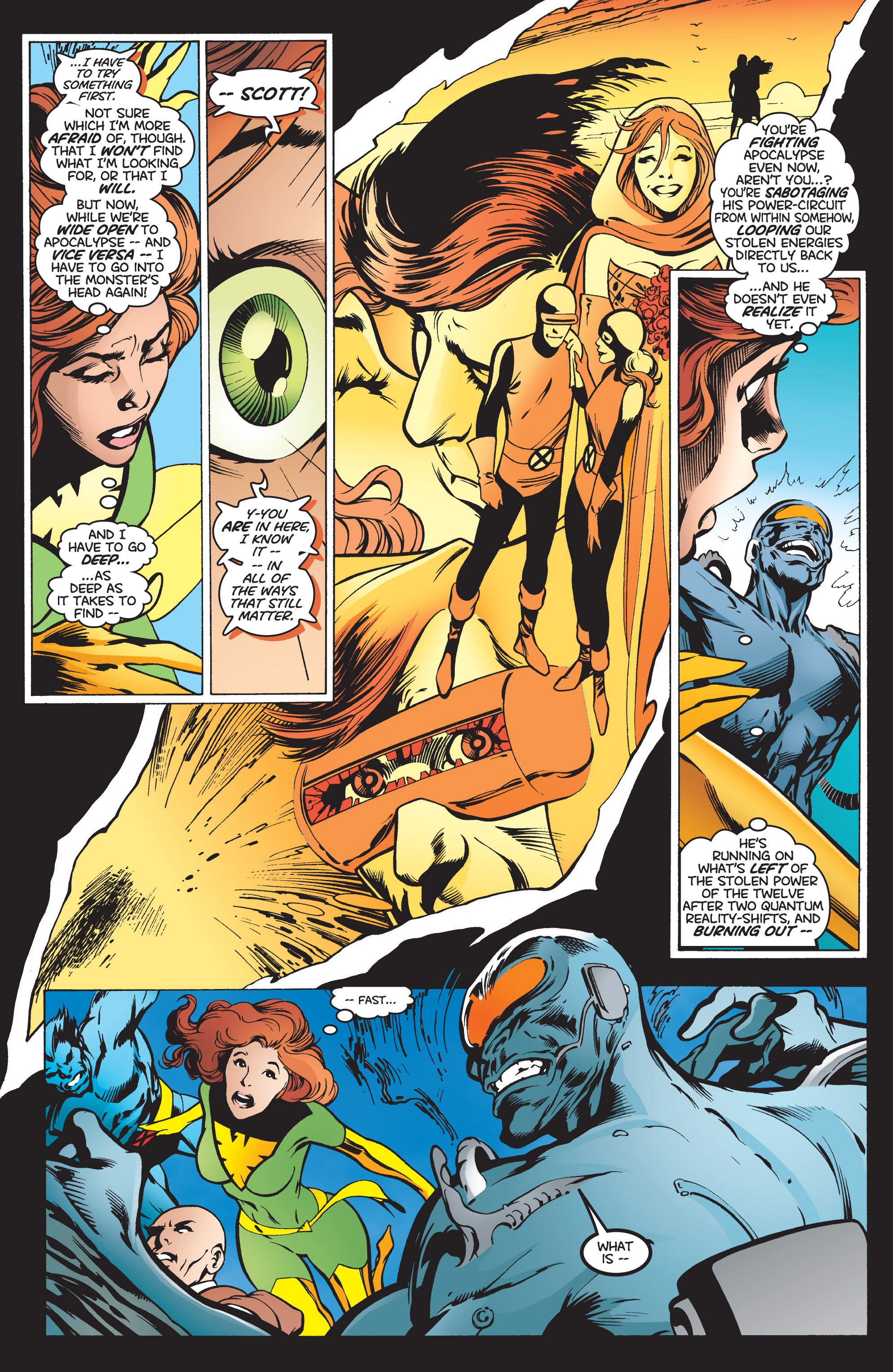 X-Men (1991) 98 Page 17