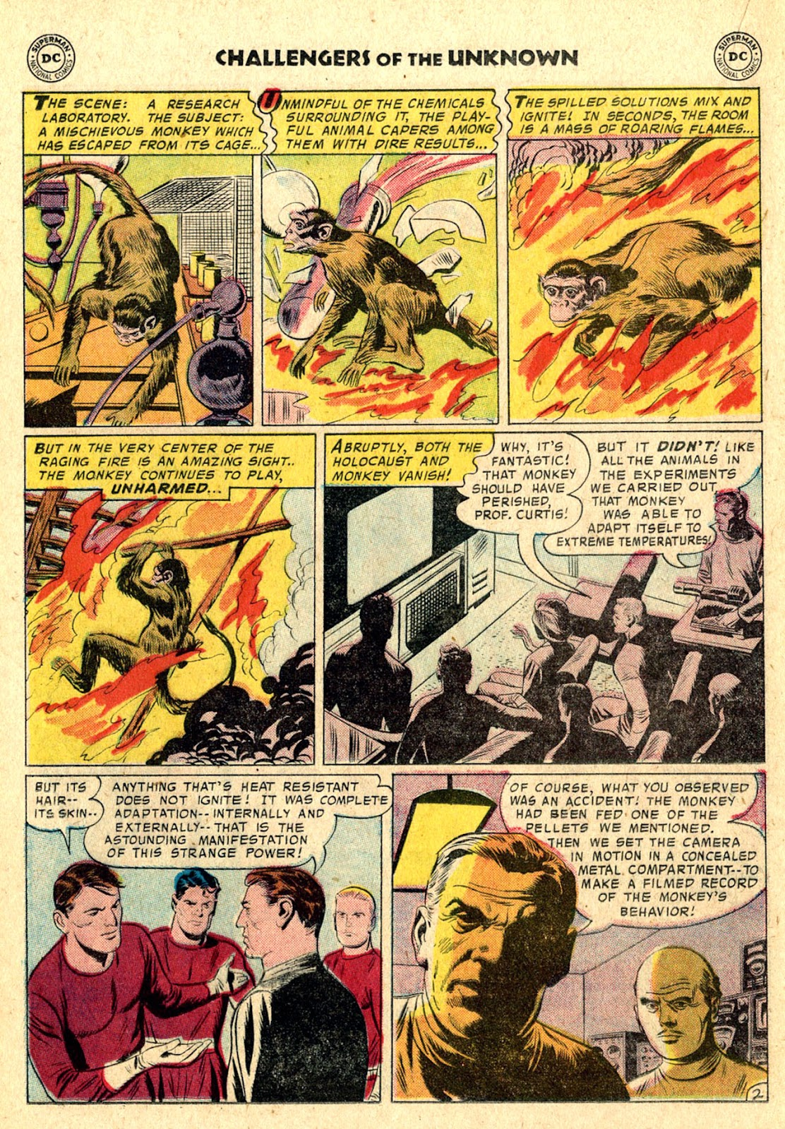 Challengers of the Unknown (1958) issue 3 - Page 20