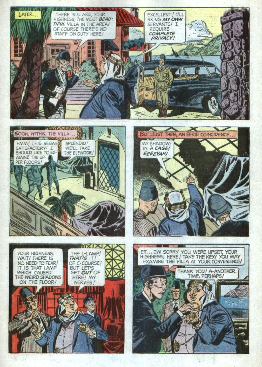 Boris Karloff Tales of Mystery issue 5 - Page 31