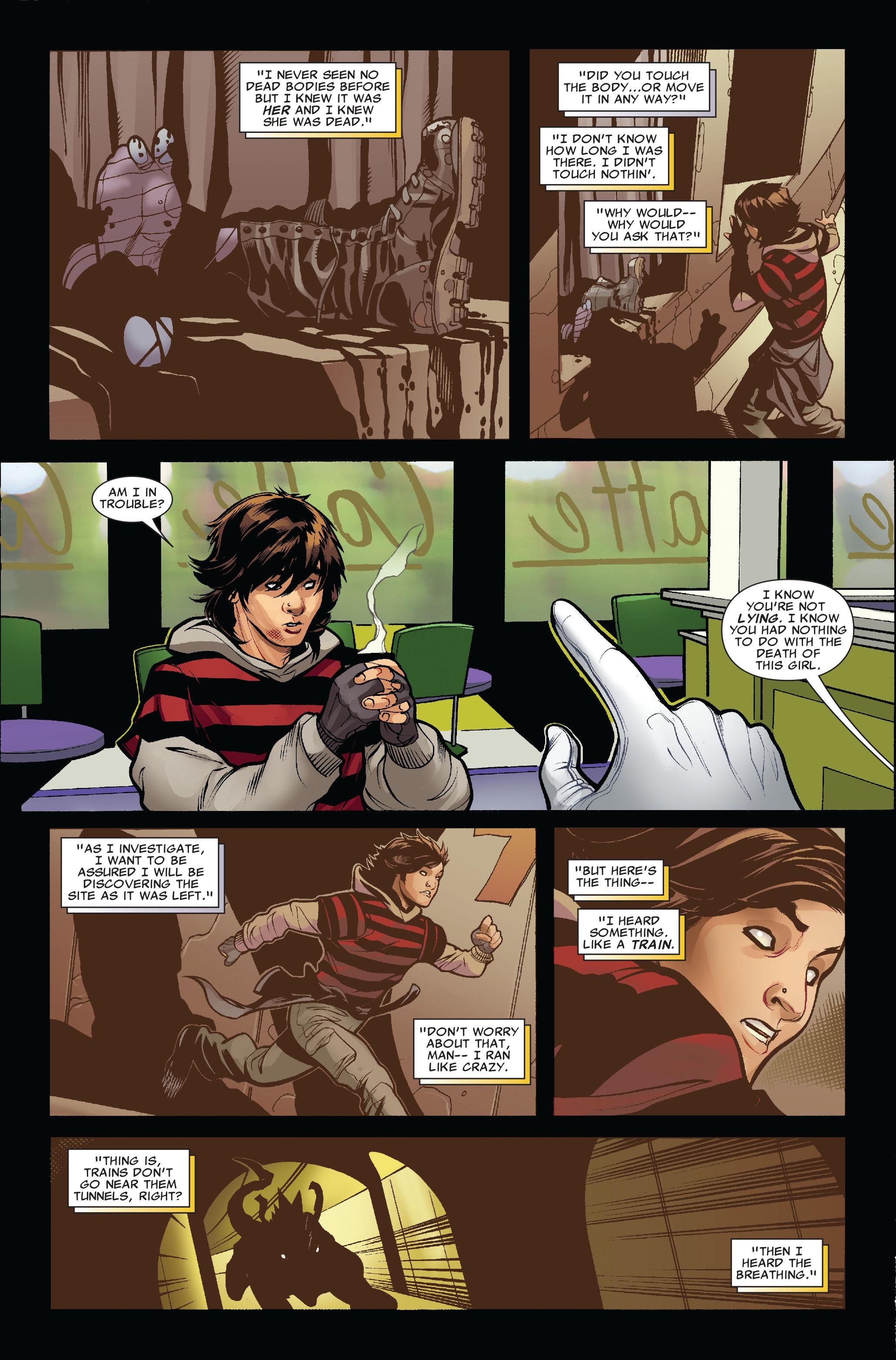 Read online Uncanny X-Men (1963) comic -  Issue #519 - 3