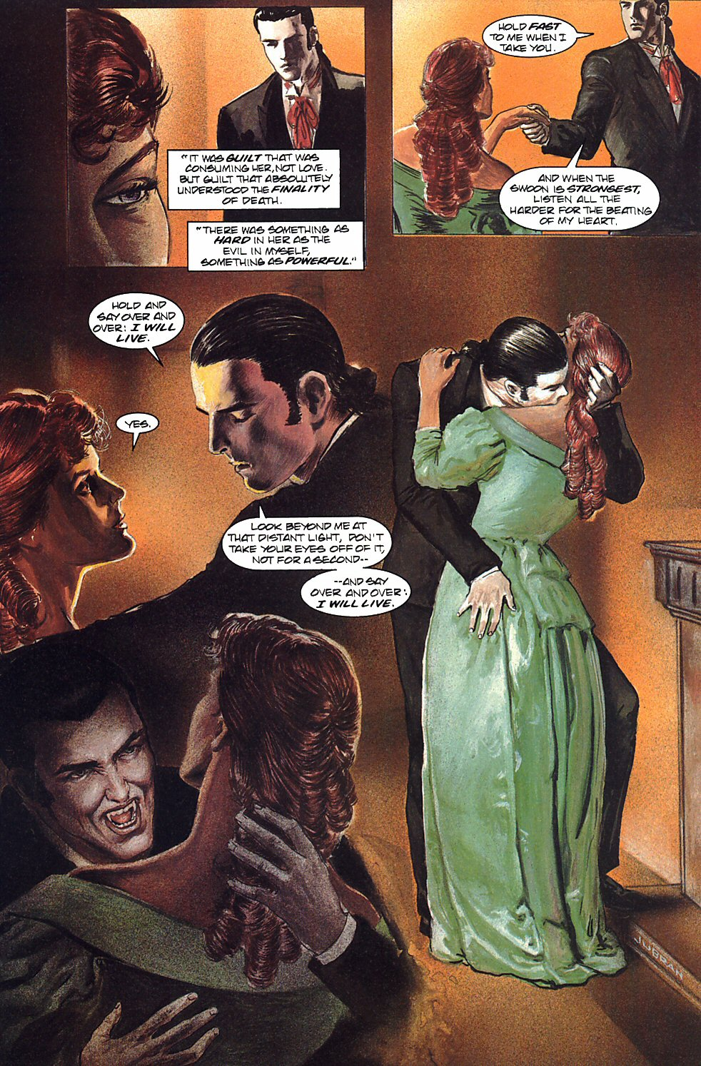 Read online Anne Rice's Interview with the Vampire comic -  Issue #9 - 28