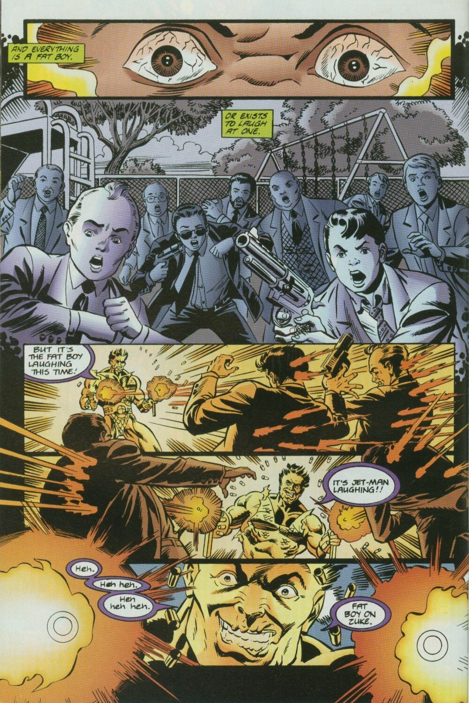 Read online Sludge comic -  Issue #9 - 10