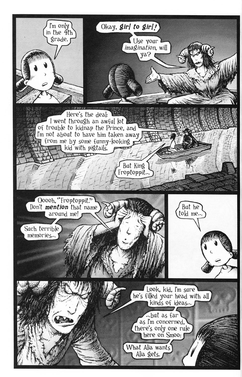 Read online Akiko comic -  Issue #Akiko _TPB 2 - 64