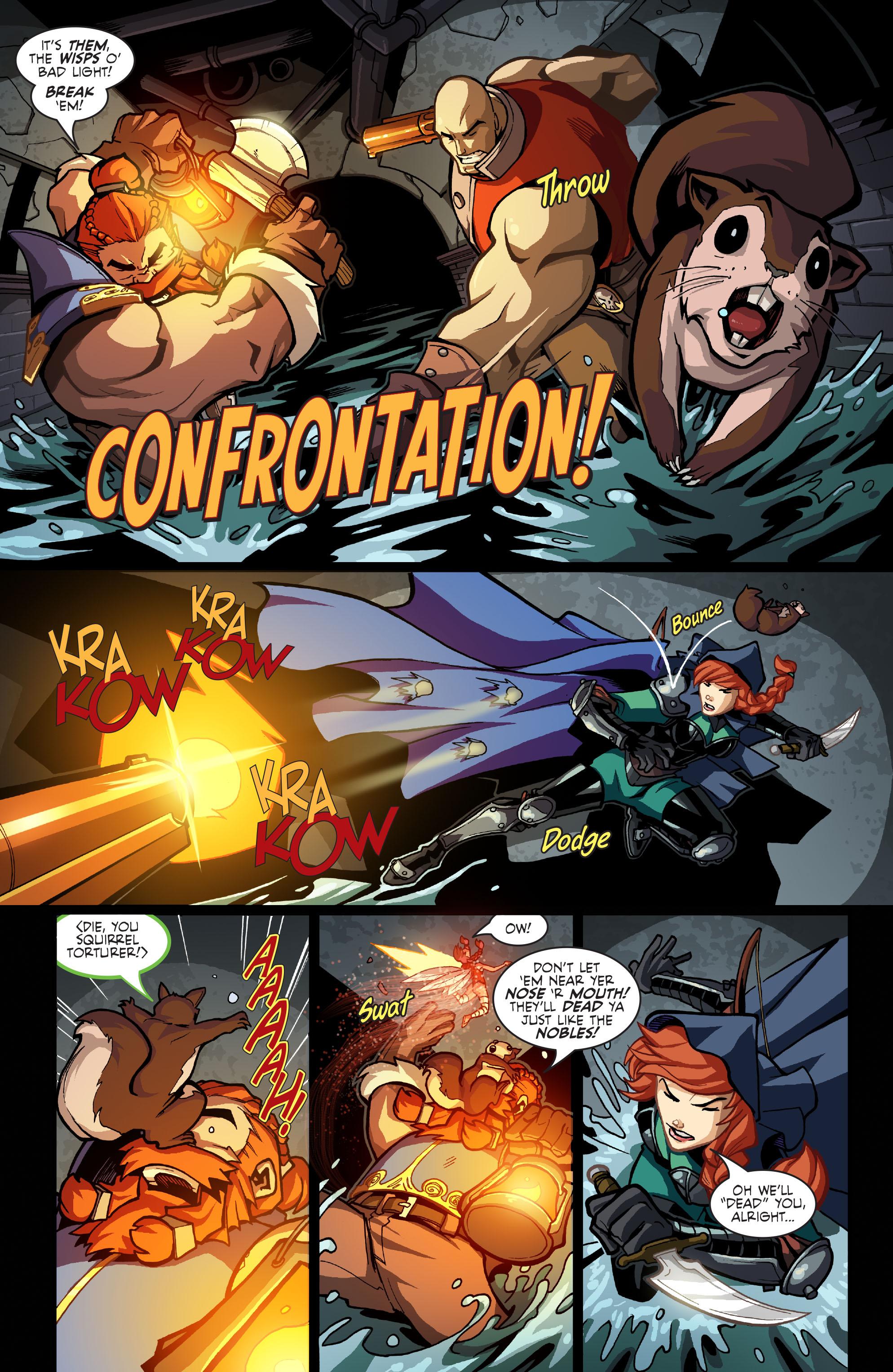 Read online Skullkickers comic -  Issue #9 - 19