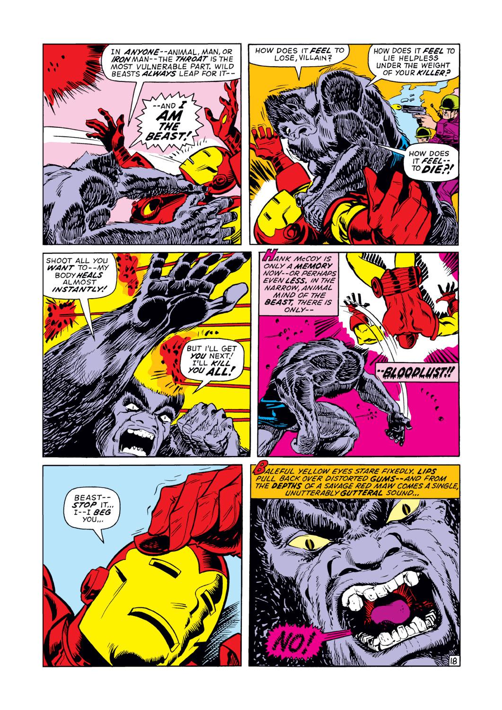 Read online Amazing Adventures (1970) comic -  Issue #12 - 19