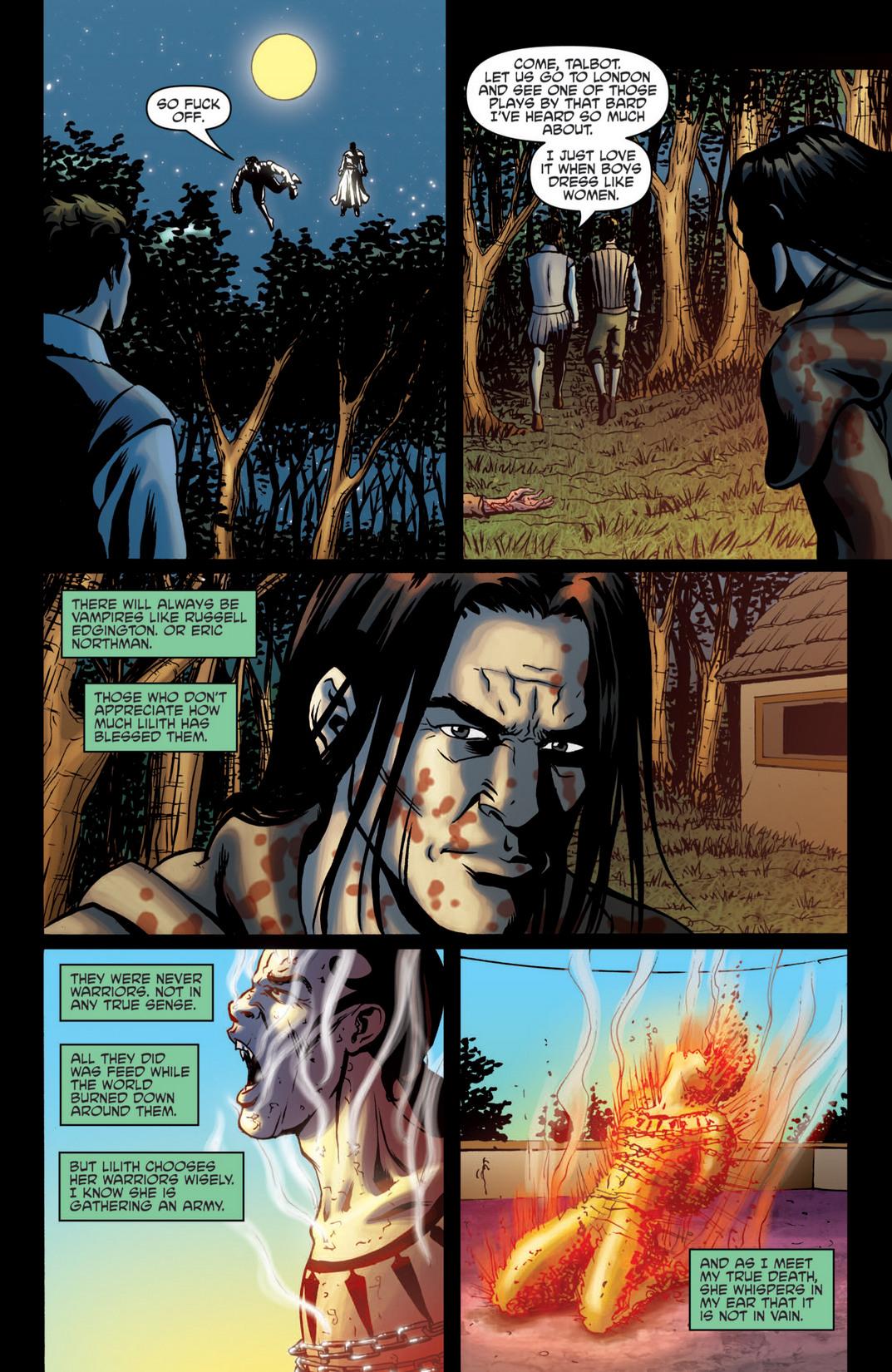 Read online True Blood (2012) comic -  Issue #5 - 21