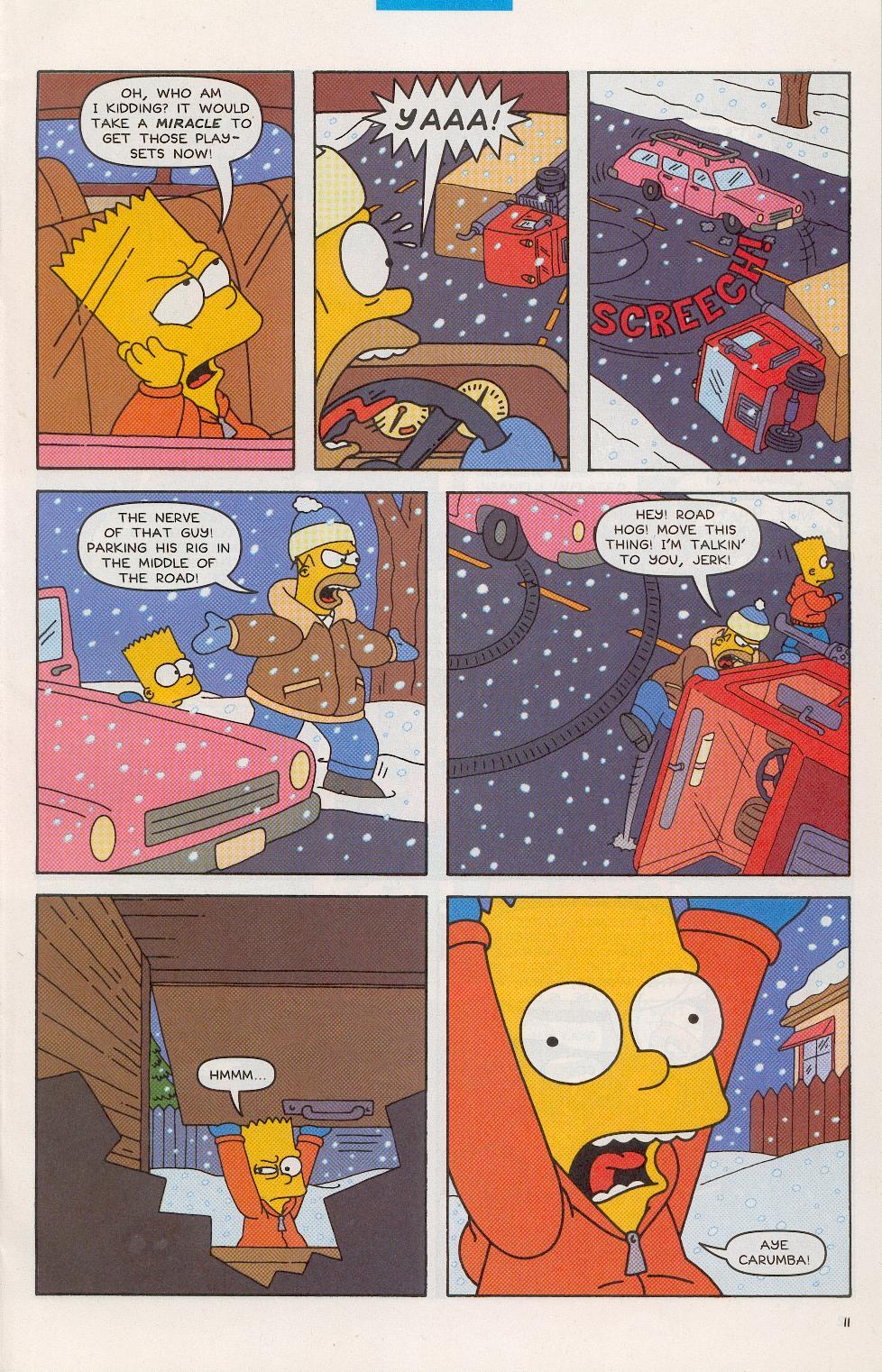 Read online Simpsons Comics comic -  Issue #52 - 12