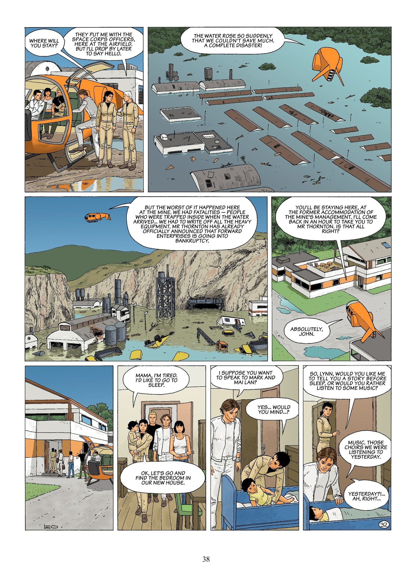 Read online Antares comic -  Issue #6 - 40