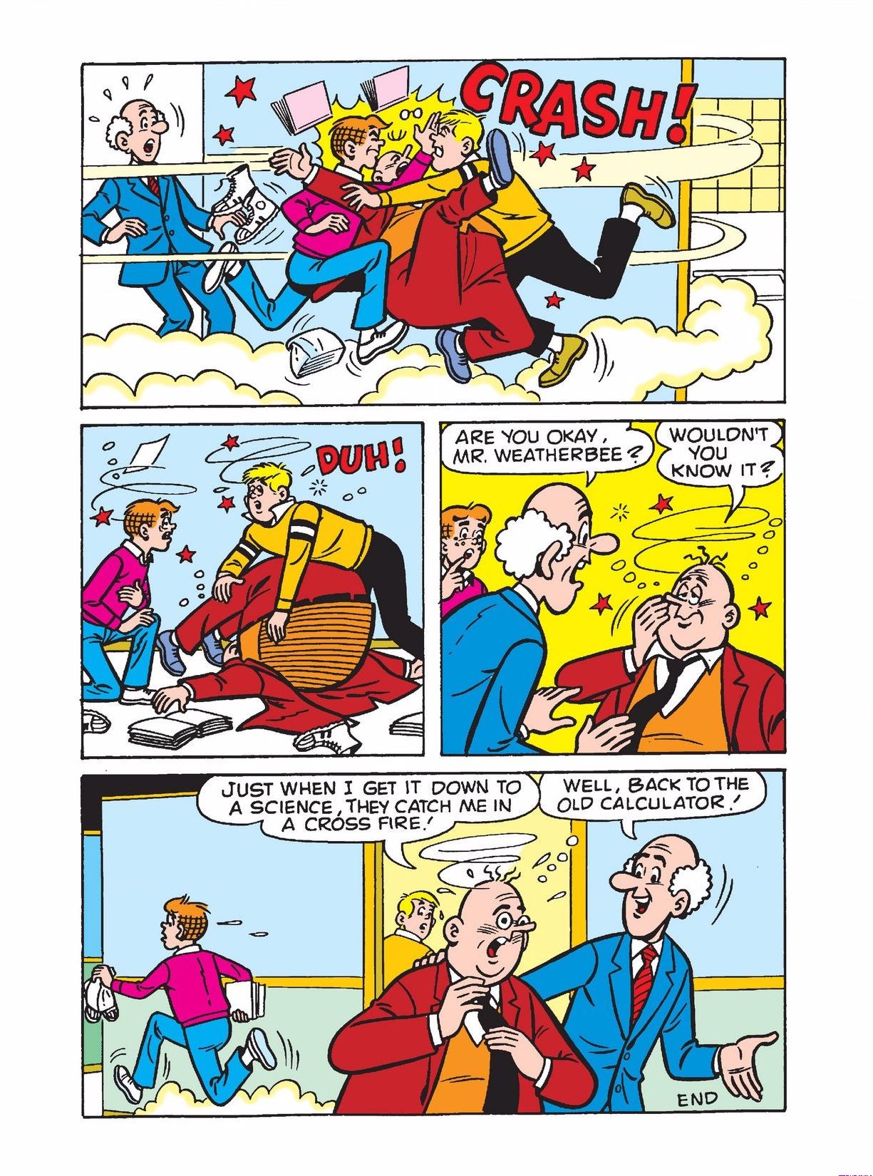 Read online Archie 1000 Page Comics Bonanza comic -  Issue #3 (Part 1) - 92