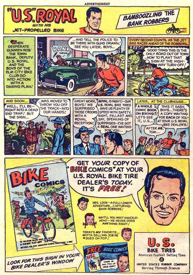 Read online Sensation (Mystery) Comics comic -  Issue #89 - 15