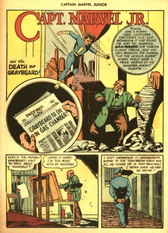 Captain Marvel, Jr. issue 39 - Page 10