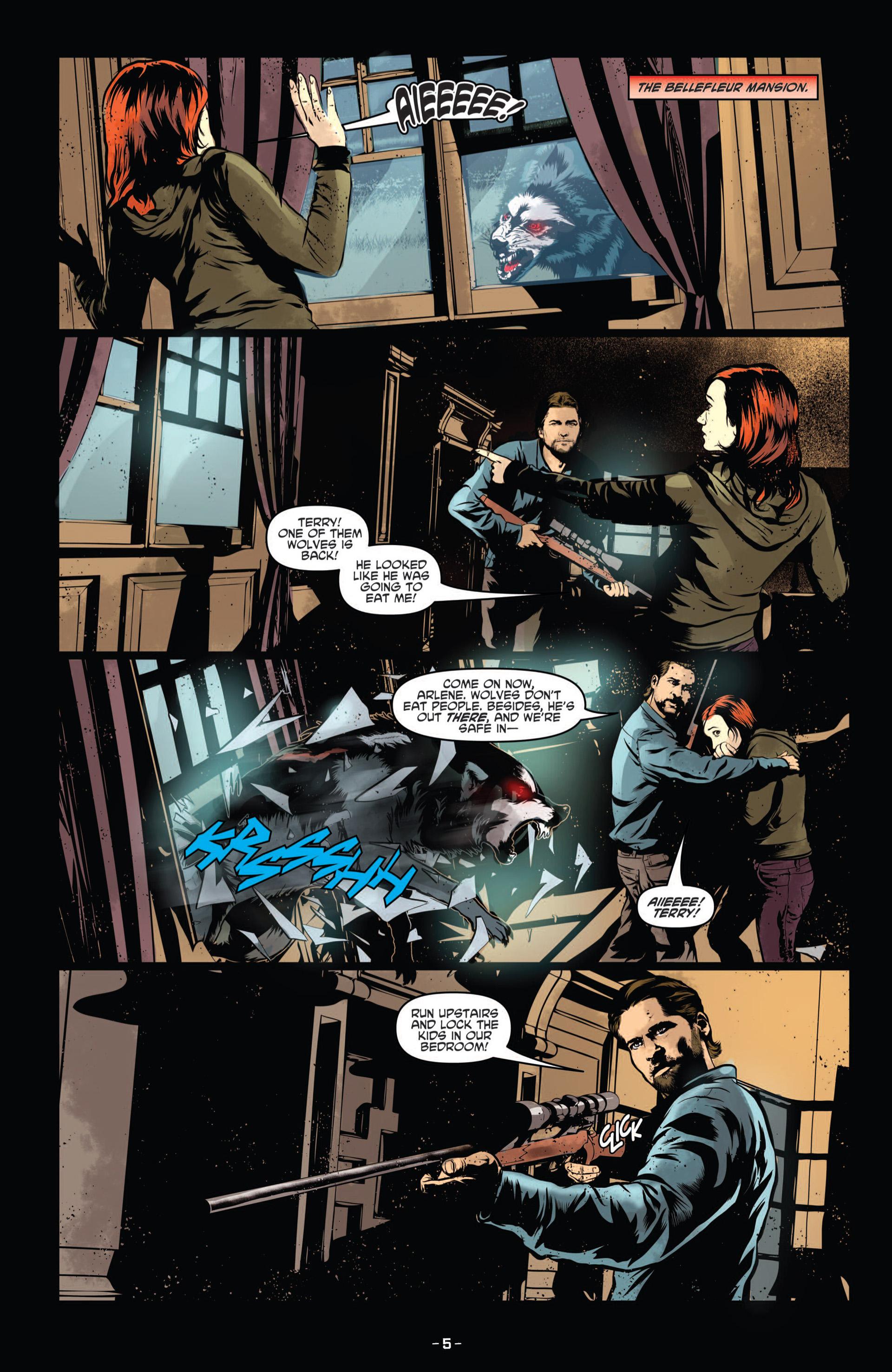 Read online True Blood (2012) comic -  Issue #9 - 7