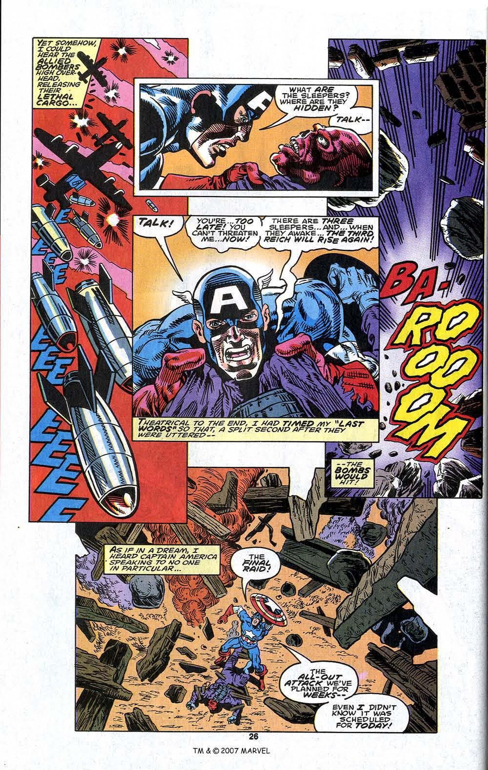 Read online Captain America (1968) comic -  Issue # _Annual 13 - 28