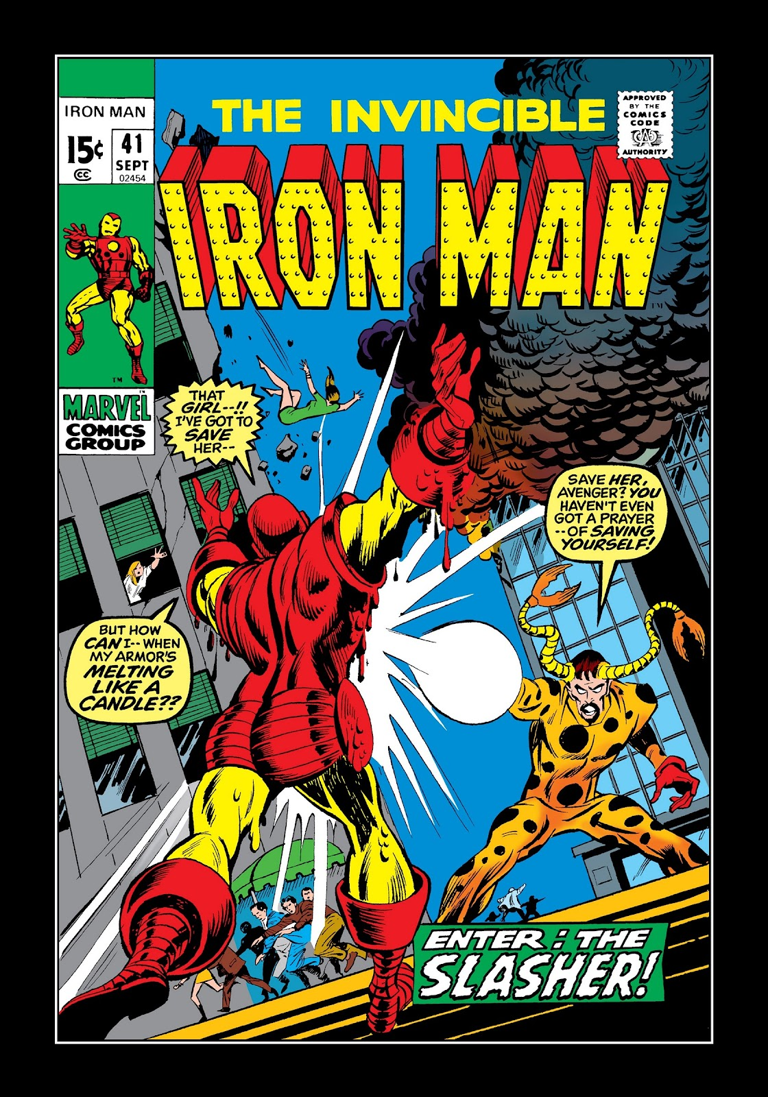 Read online Marvel Masterworks: The Invincible Iron Man comic -  Issue # TPB 8 (Part 1) - 47