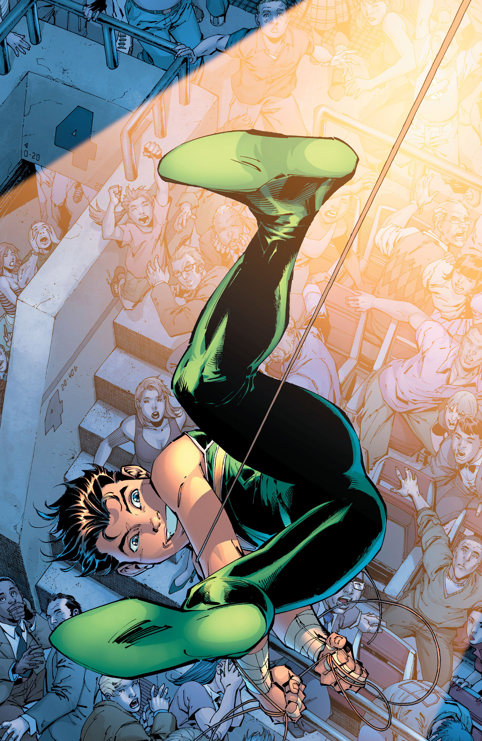 Read online All Star Batman & Robin, The Boy Wonder comic -  Issue #1 - 12