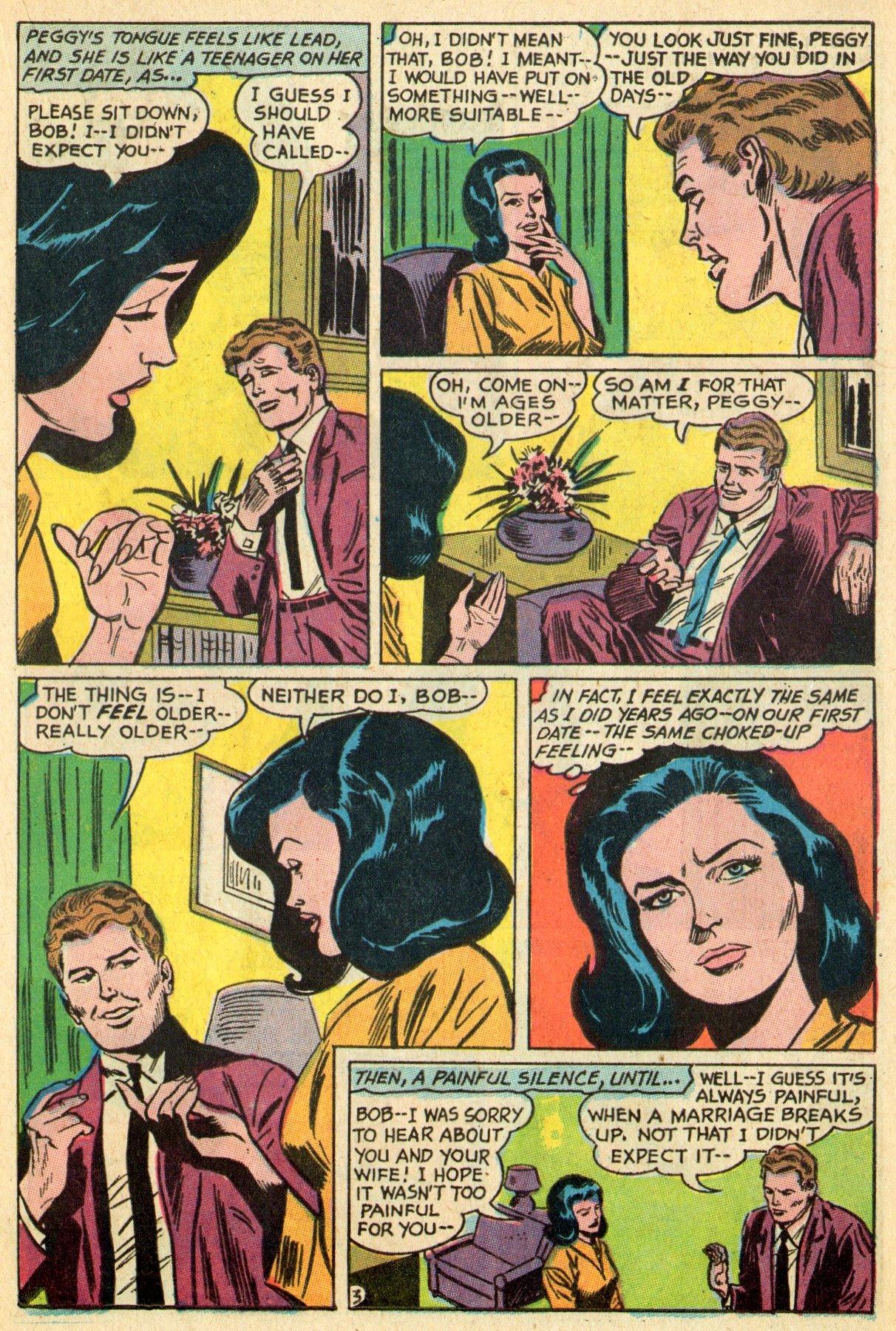 Read online Secret Hearts comic -  Issue #119 - 21
