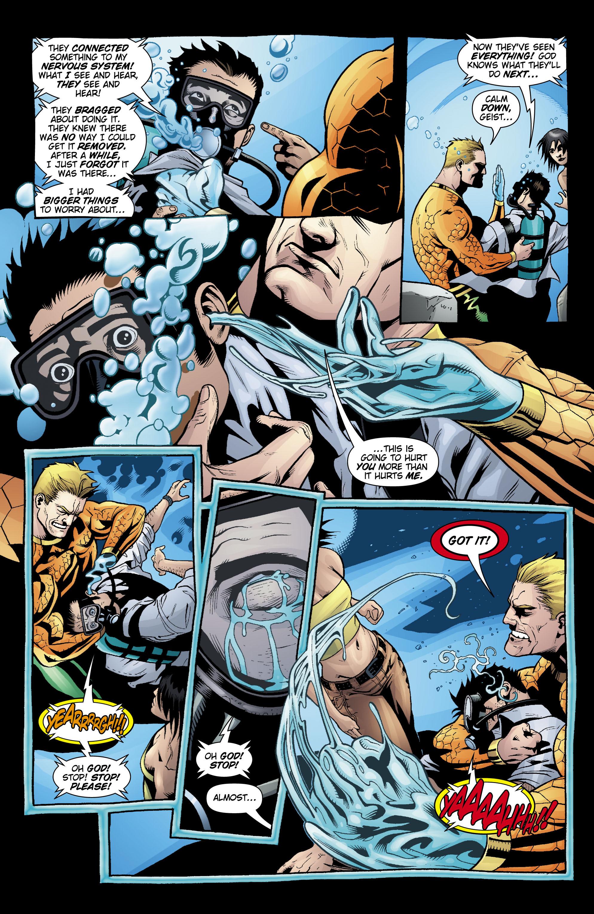 Read online Aquaman (2003) comic -  Issue #20 - 10