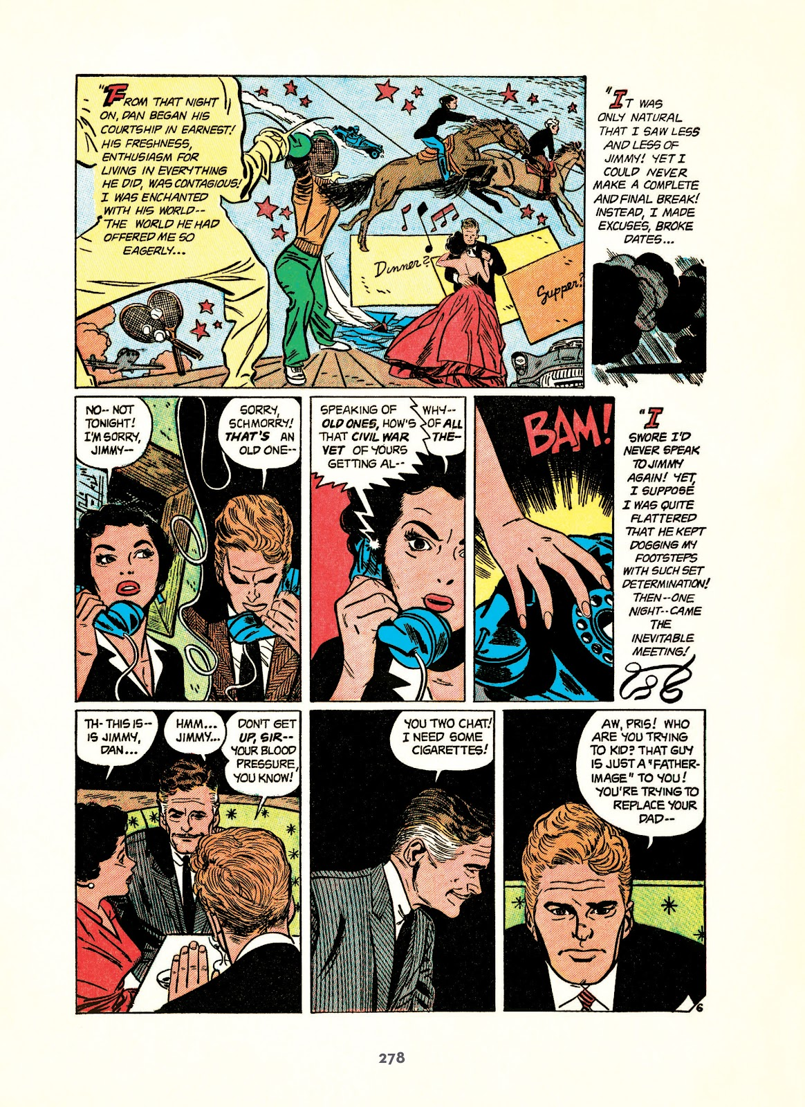 Read online Setting the Standard: Comics by Alex Toth 1952-1954 comic -  Issue # TPB (Part 3) - 79