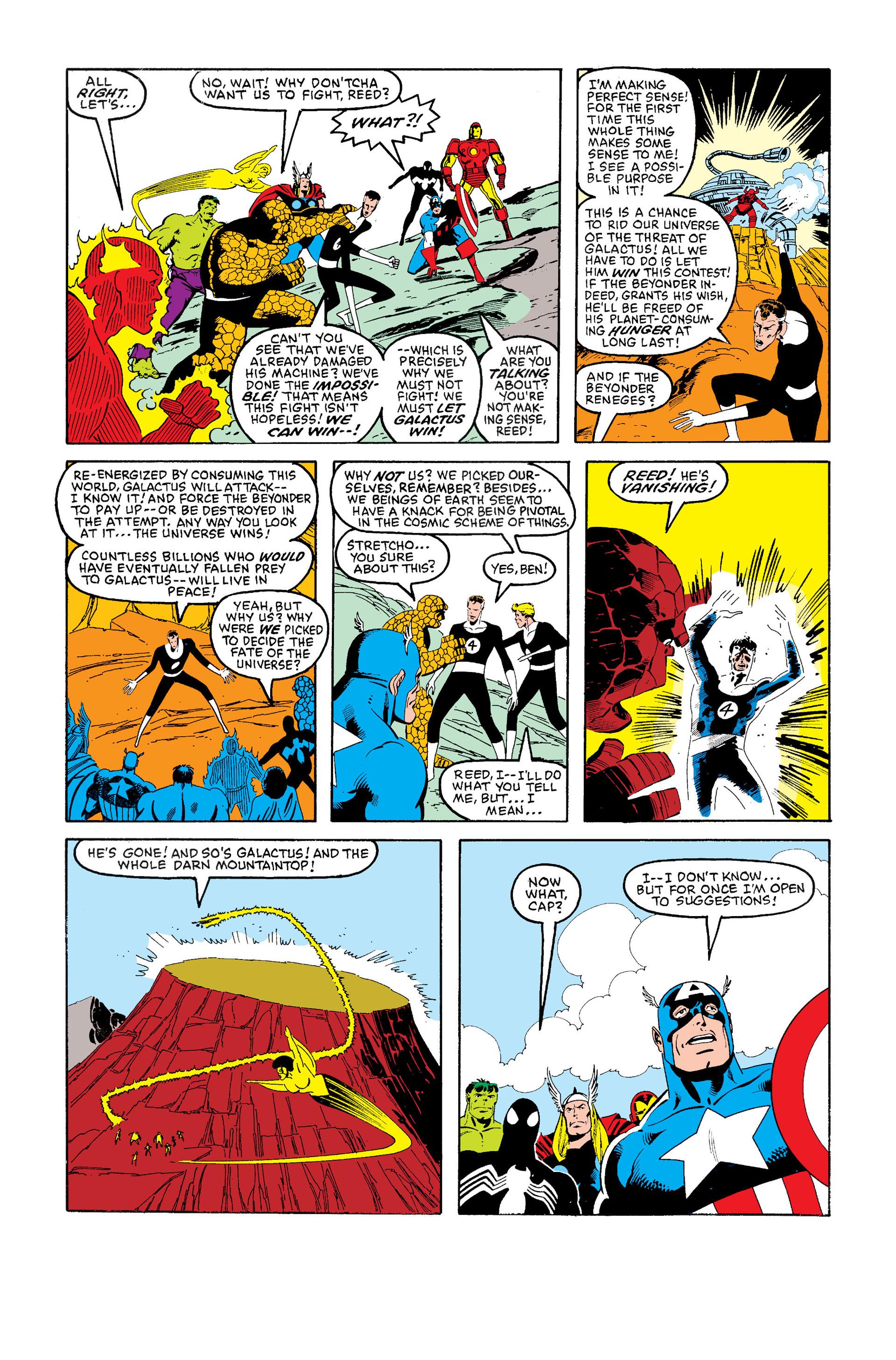 Read online Secret Wars (1985) comic -  Issue #9 - 13